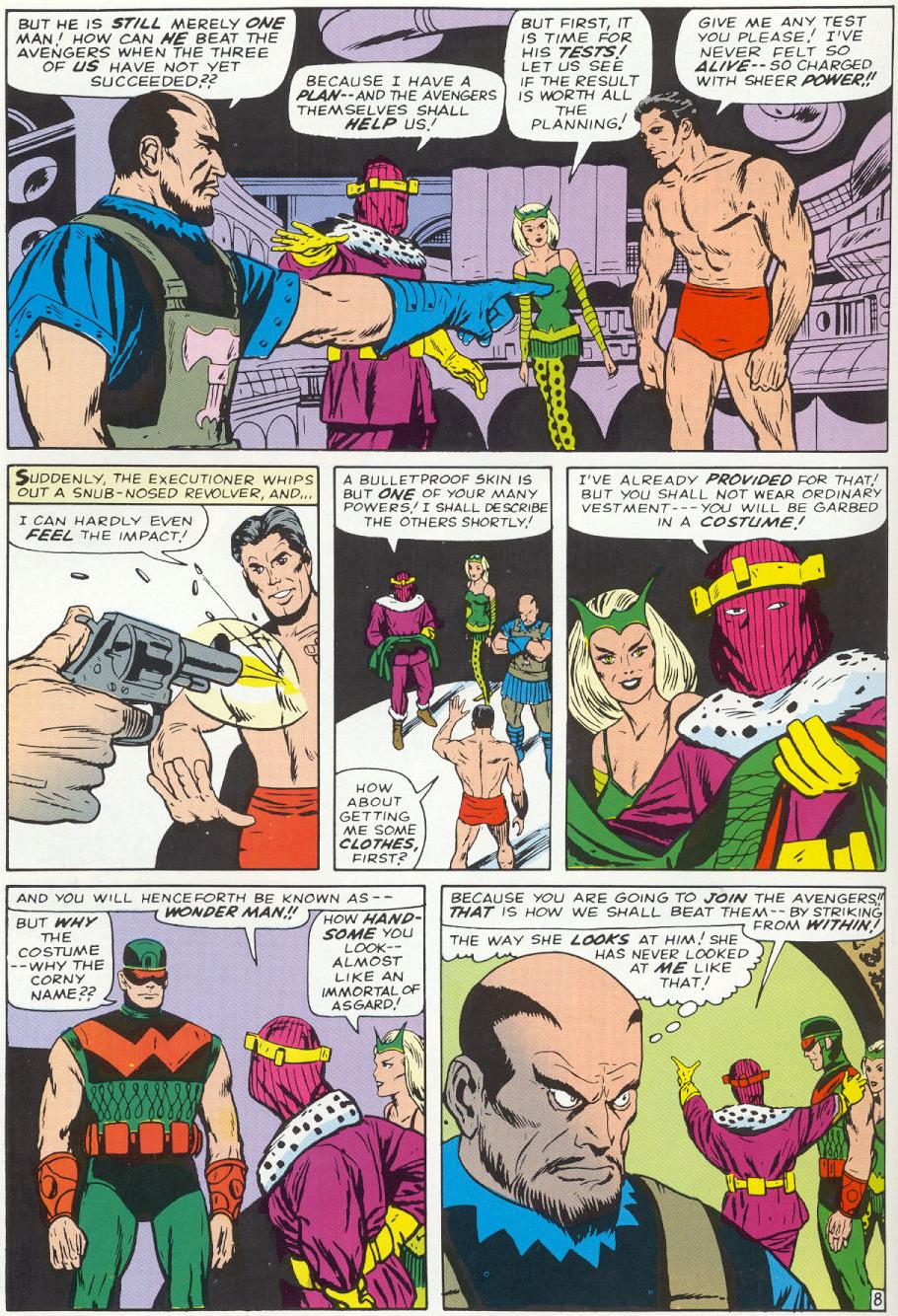 The Avengers (1963) 9 Page 8