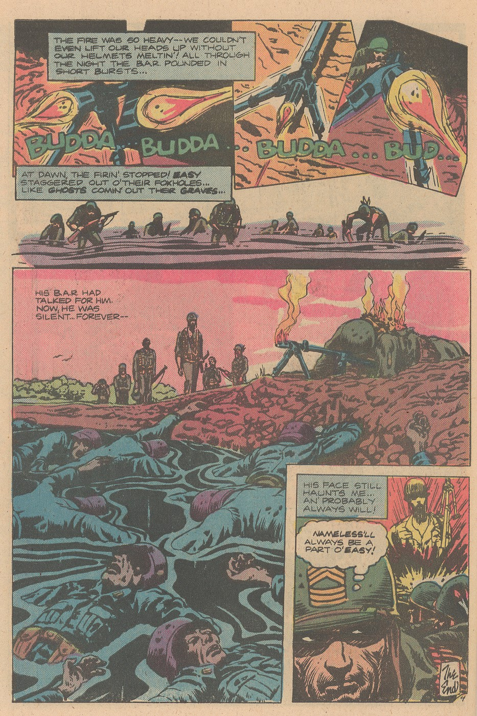 Read online Sgt. Rock comic -  Issue #356 - 27