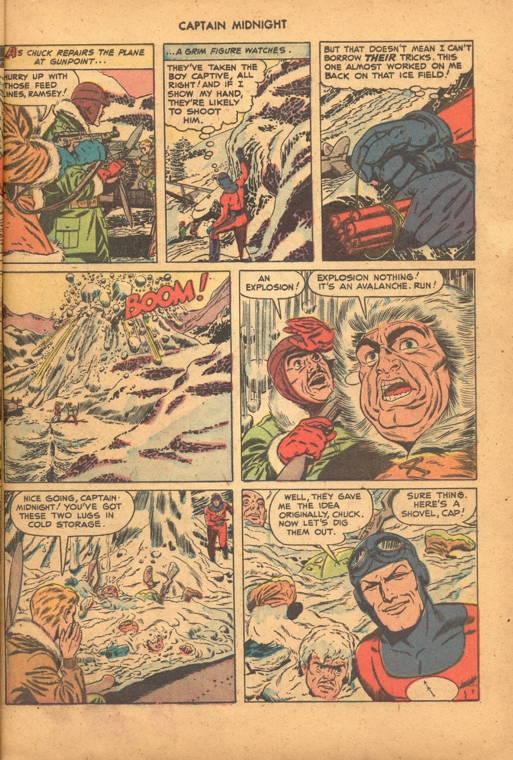 Captain Midnight (1942) issue 61 - Page 9
