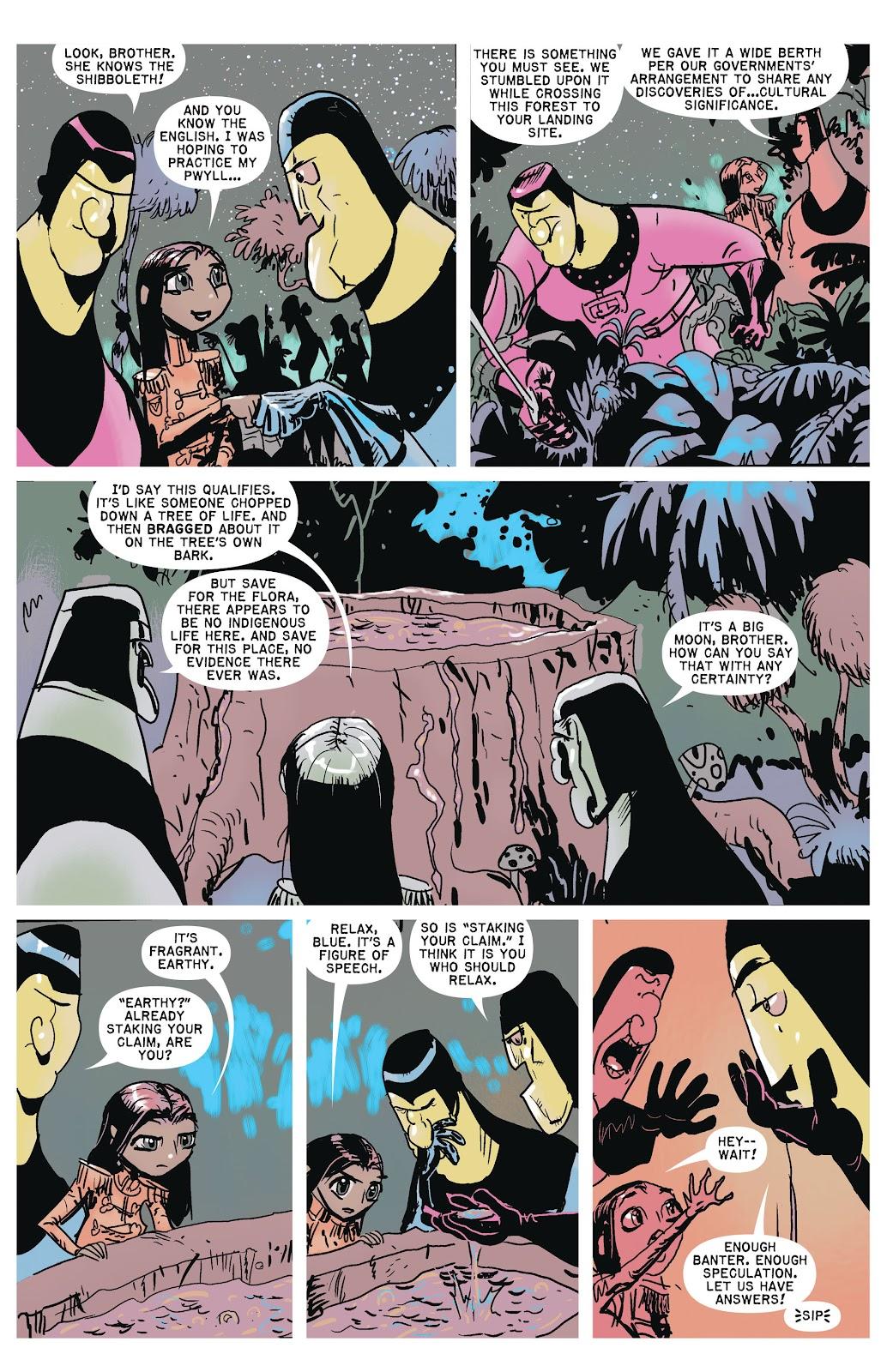 Read online Strange Adventures (2014) comic -  Issue # TPB (Part 2) - 39