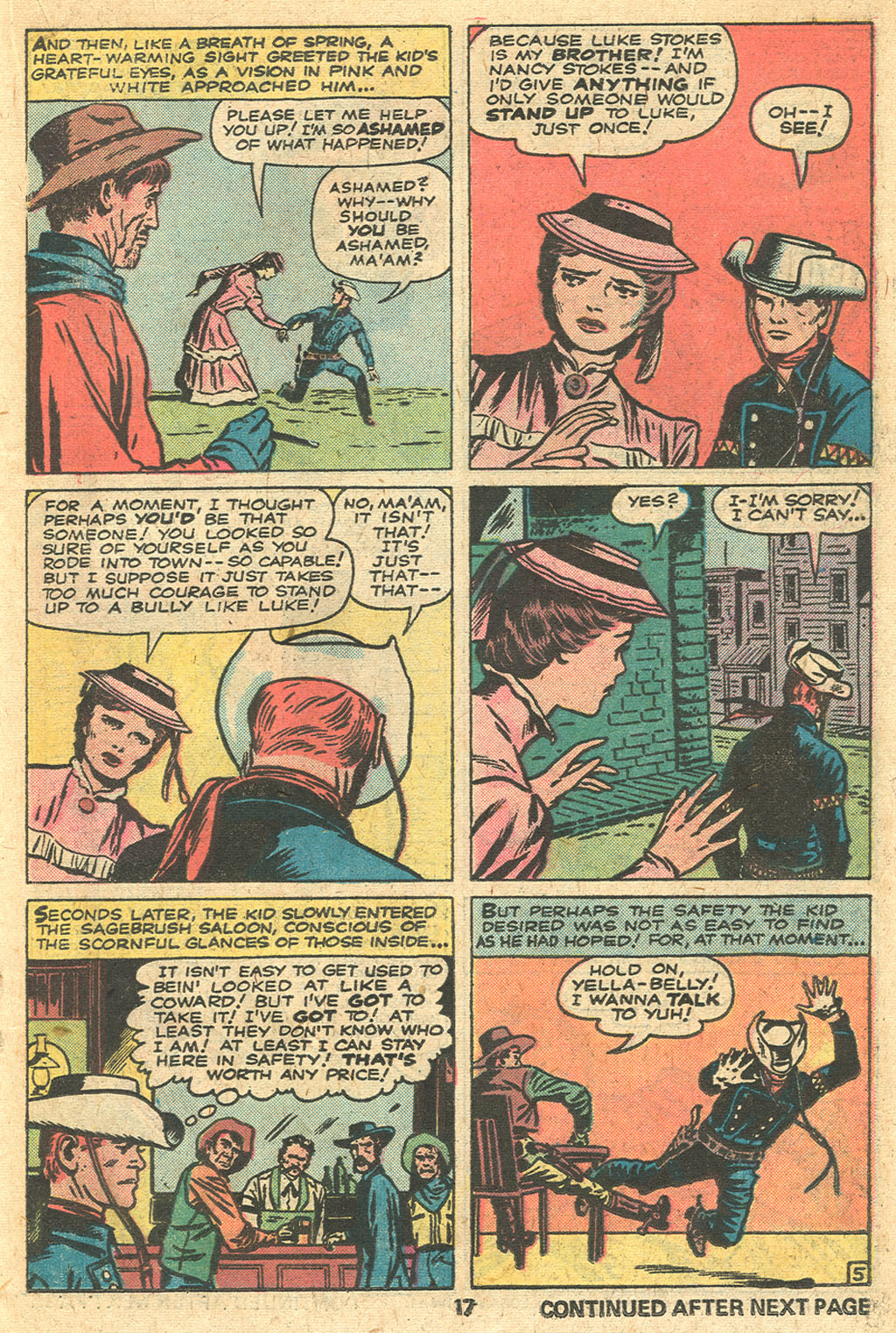 The Rawhide Kid (1955) issue 137 - Page 19