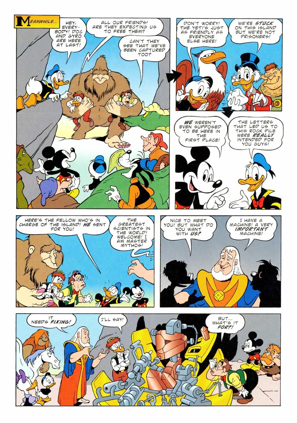 55d2da012b84bb ... Walt Disney s Comics and Stories Issue  660  661 - English ...