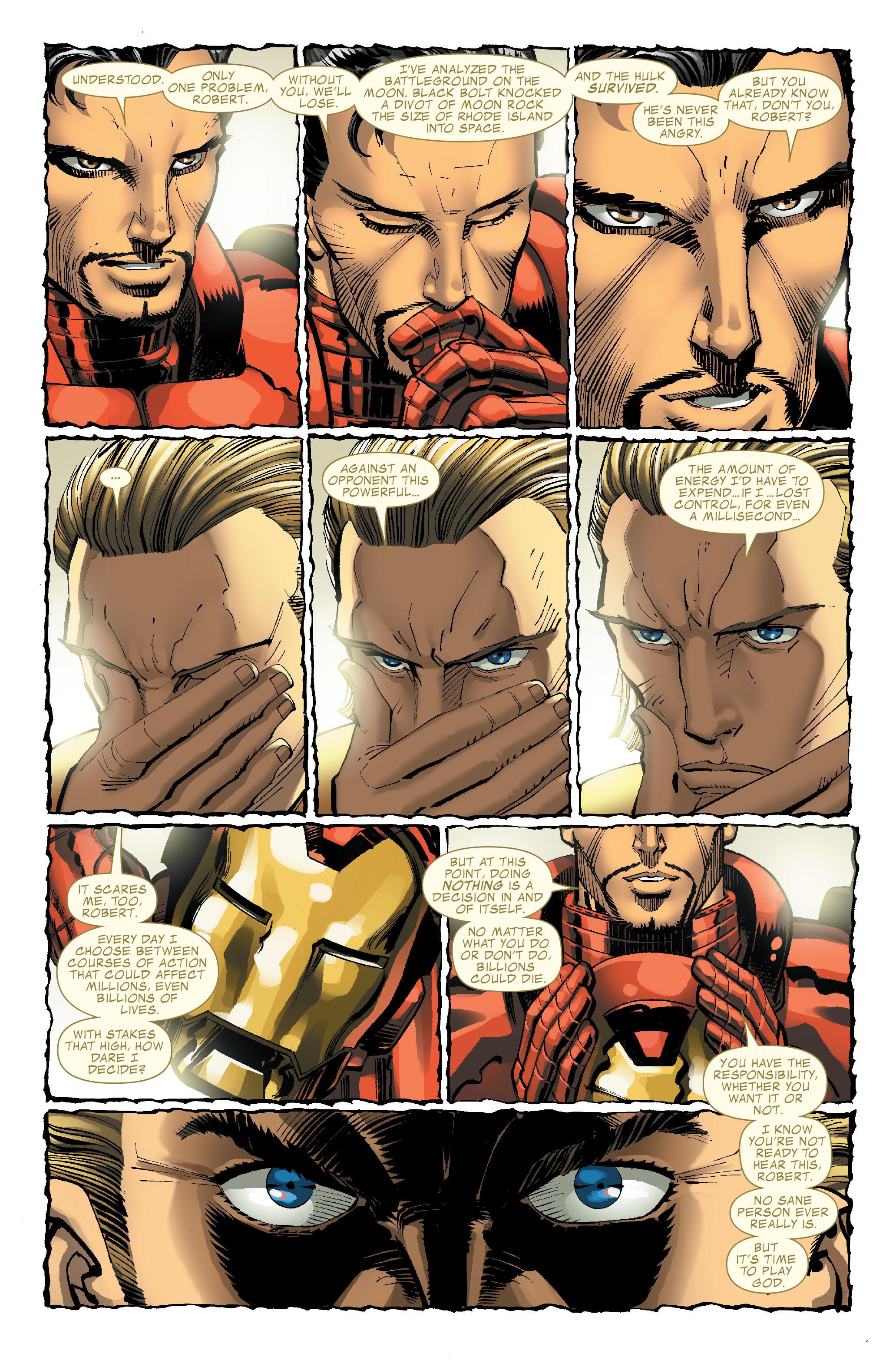 Read online World War Hulk comic -  Issue #4 - 26