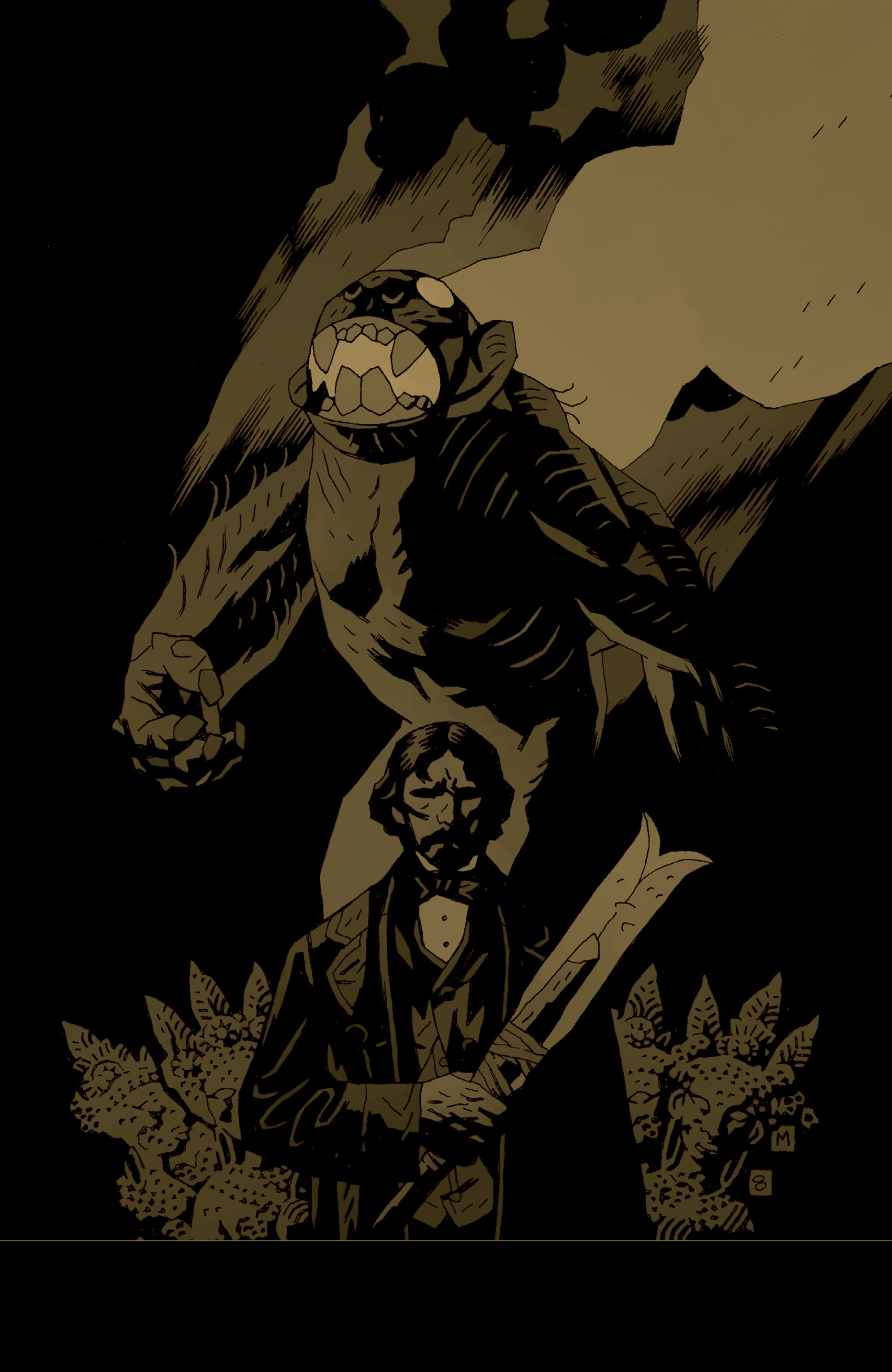Read online Sir Edward Grey, Witchfinder: In the Service of Angels comic -  Issue # TPB - 7