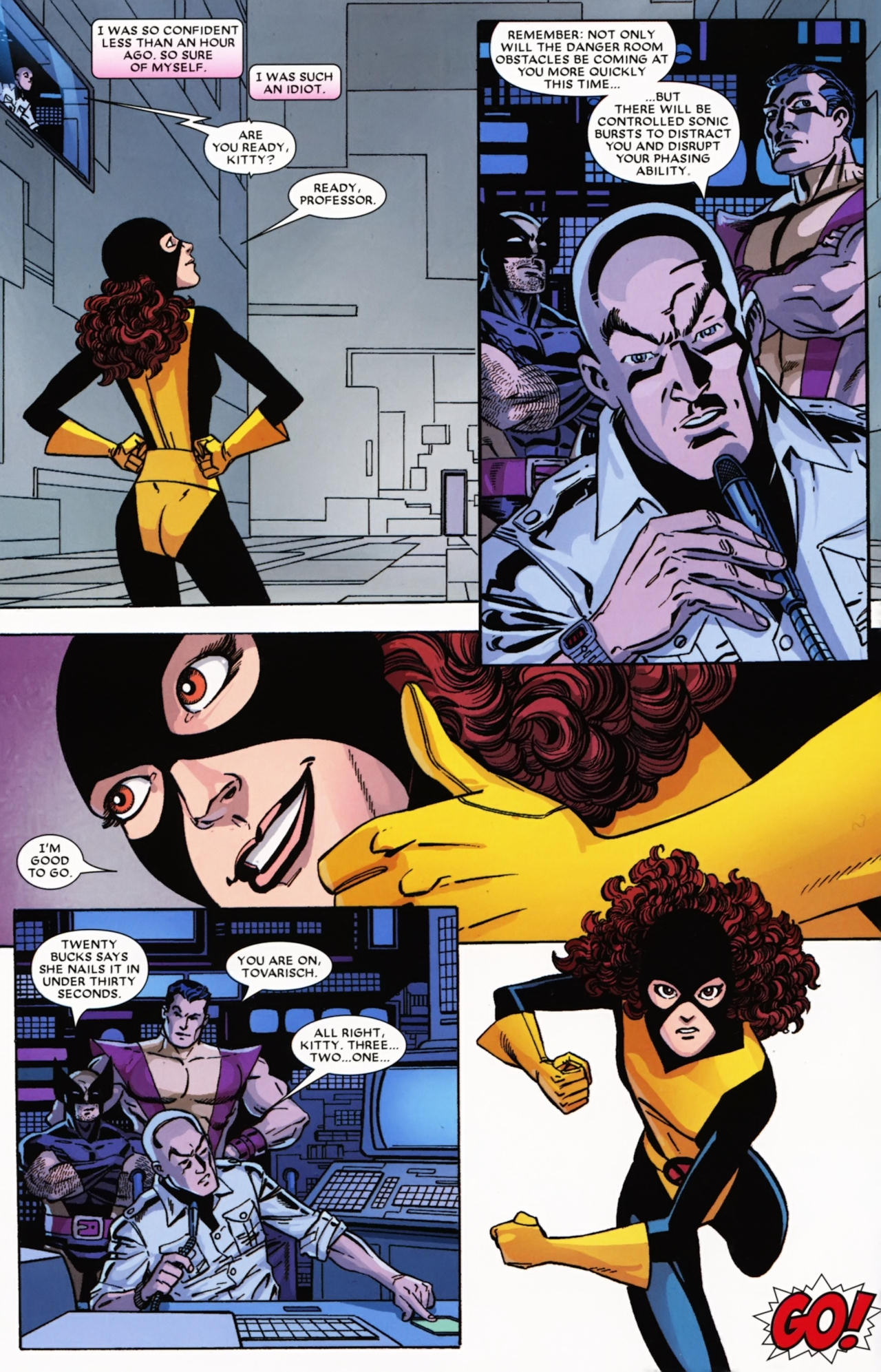 Read online Wolverine: First Class comic -  Issue #21 - 5