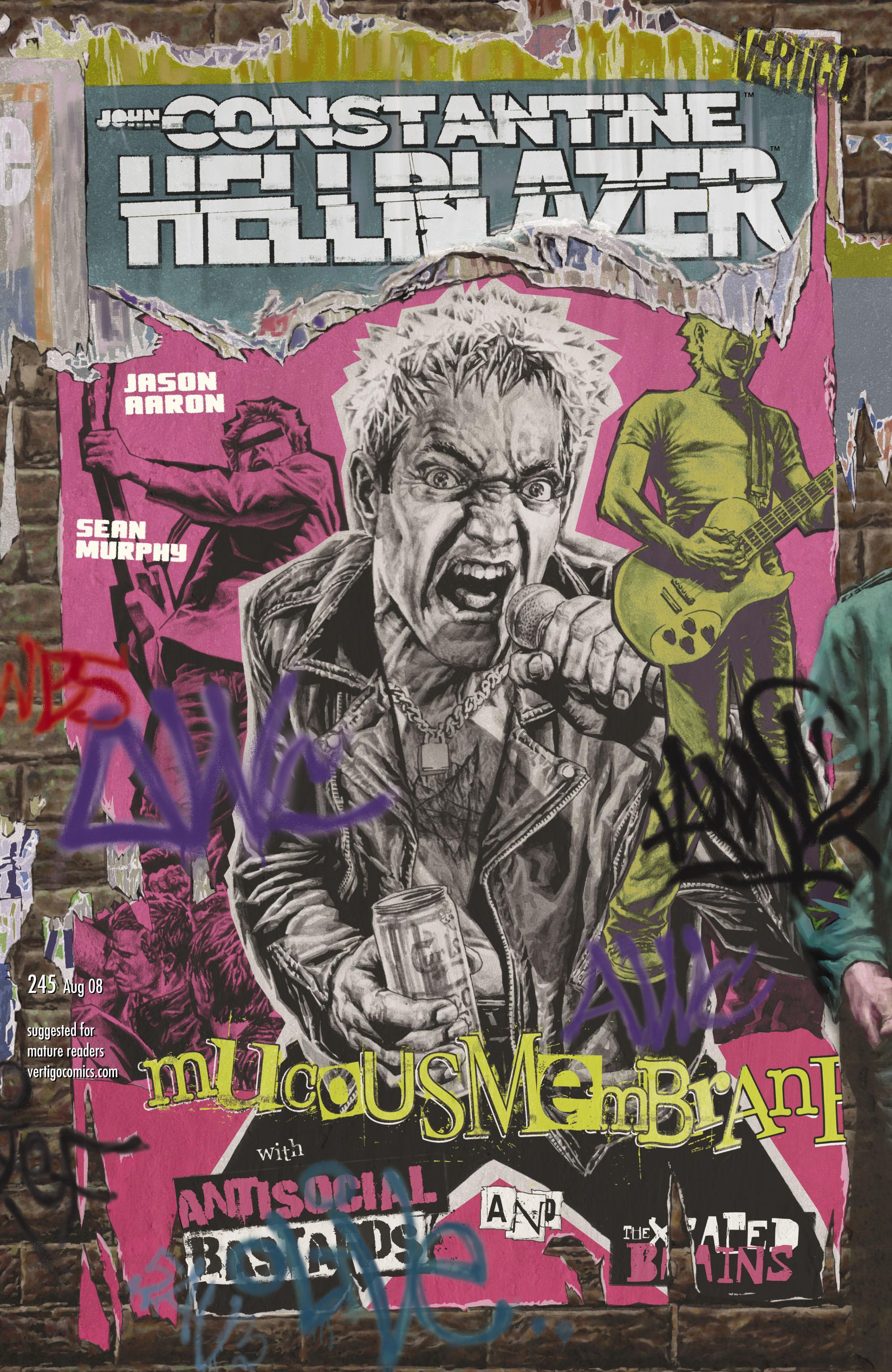 Hellblazer issue 245 - Page 1