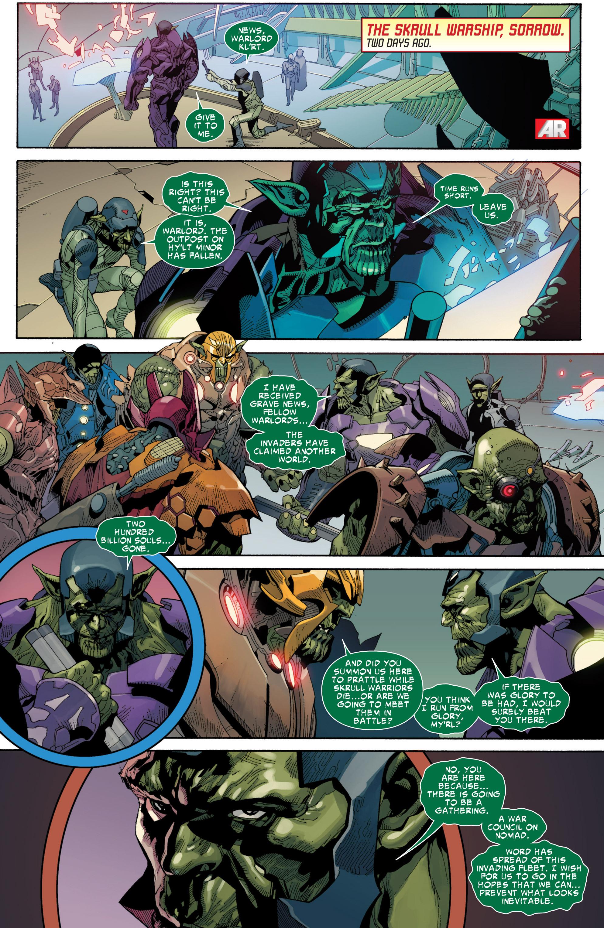 Read online Avengers (2013) comic -  Issue #Avengers (2013) _TPB 4 - 9