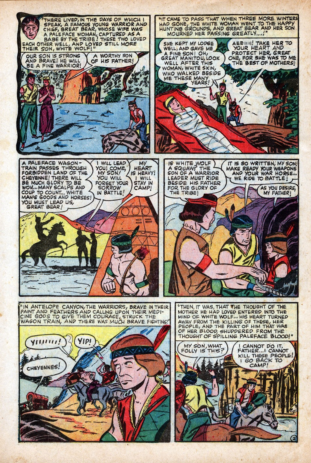 Apache Kid issue 9 - Page 22