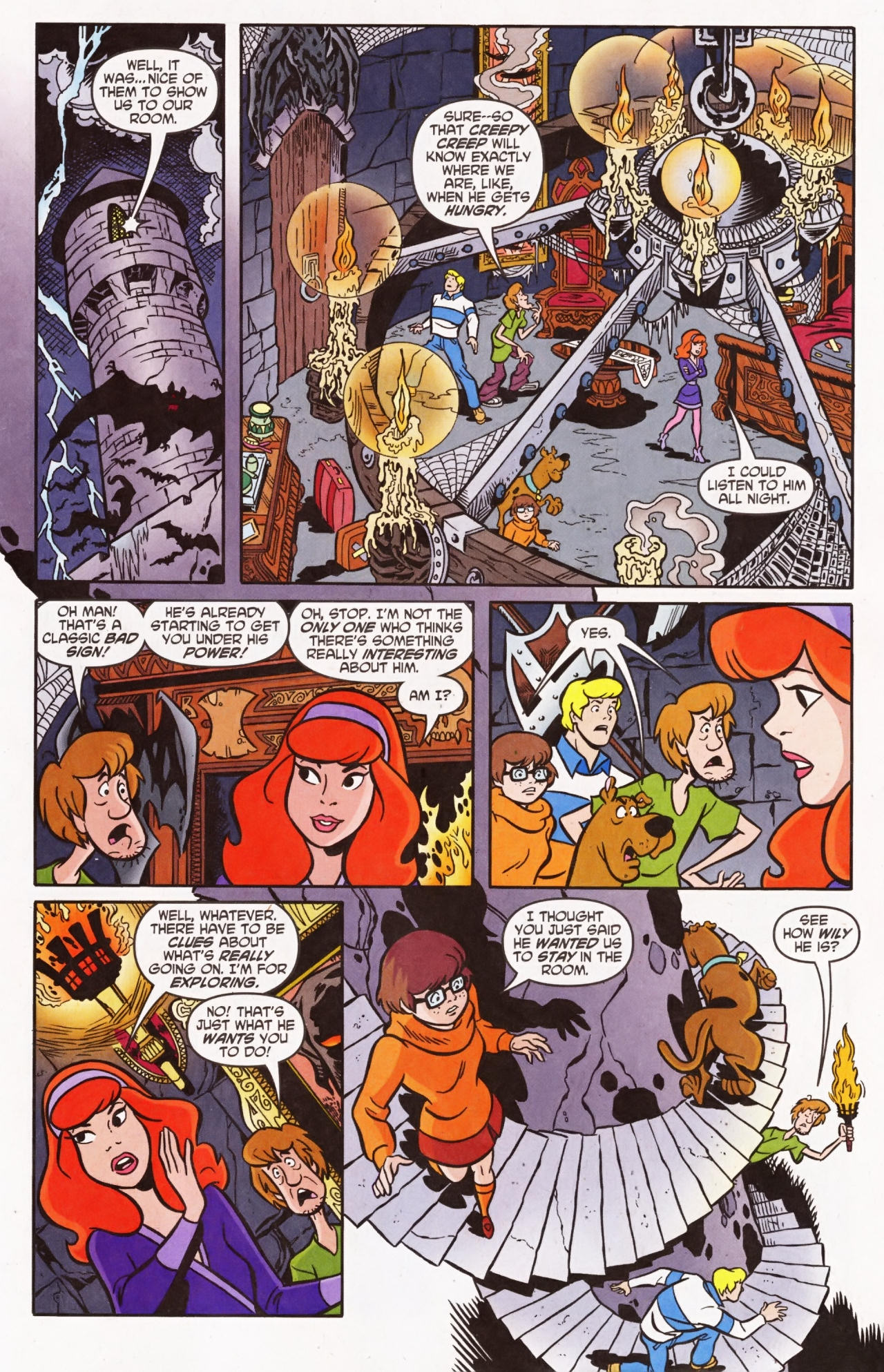 Read online Scooby-Doo (1997) comic -  Issue #137 - 7