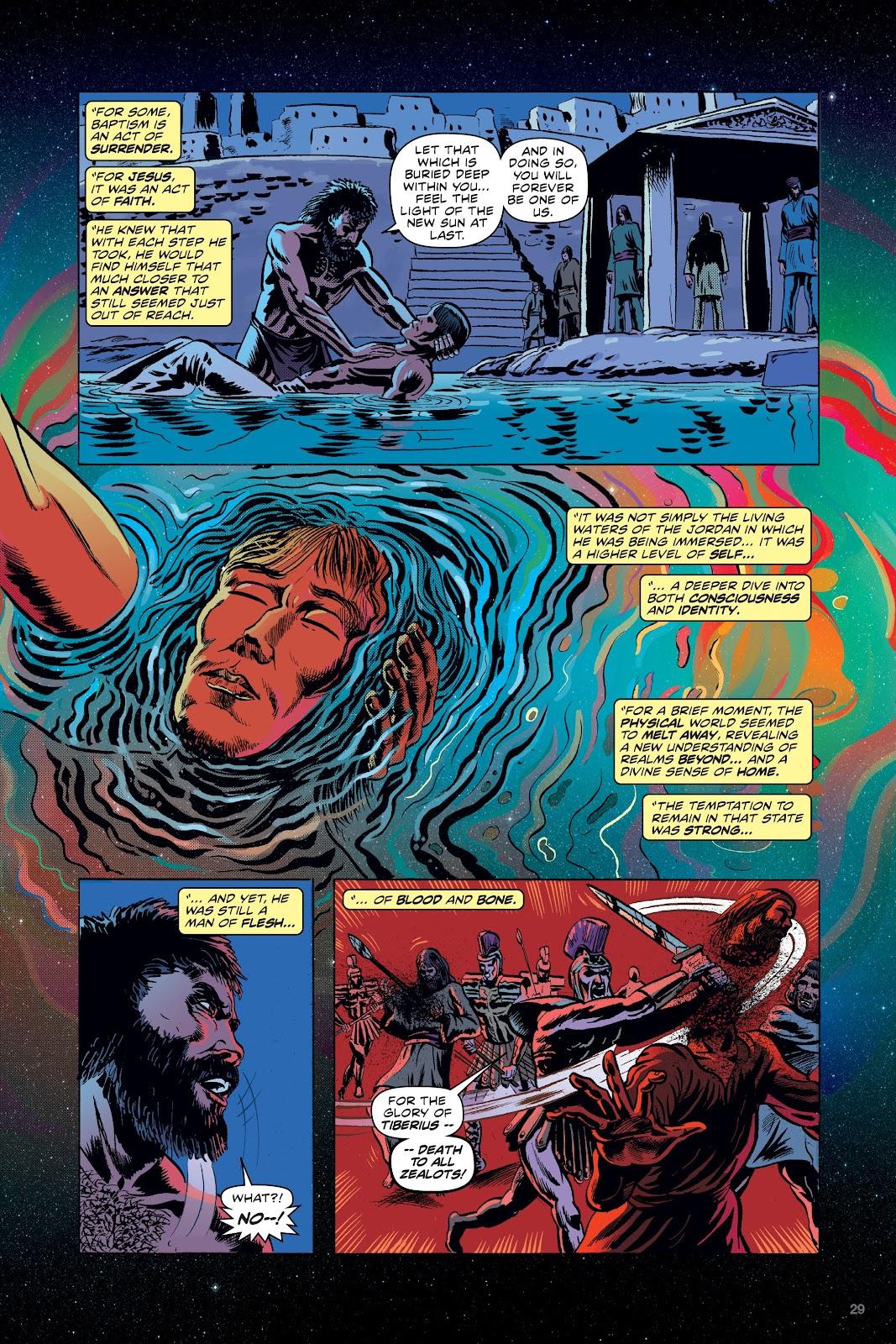 Read online Jesusfreak comic -  Issue # Full - 25