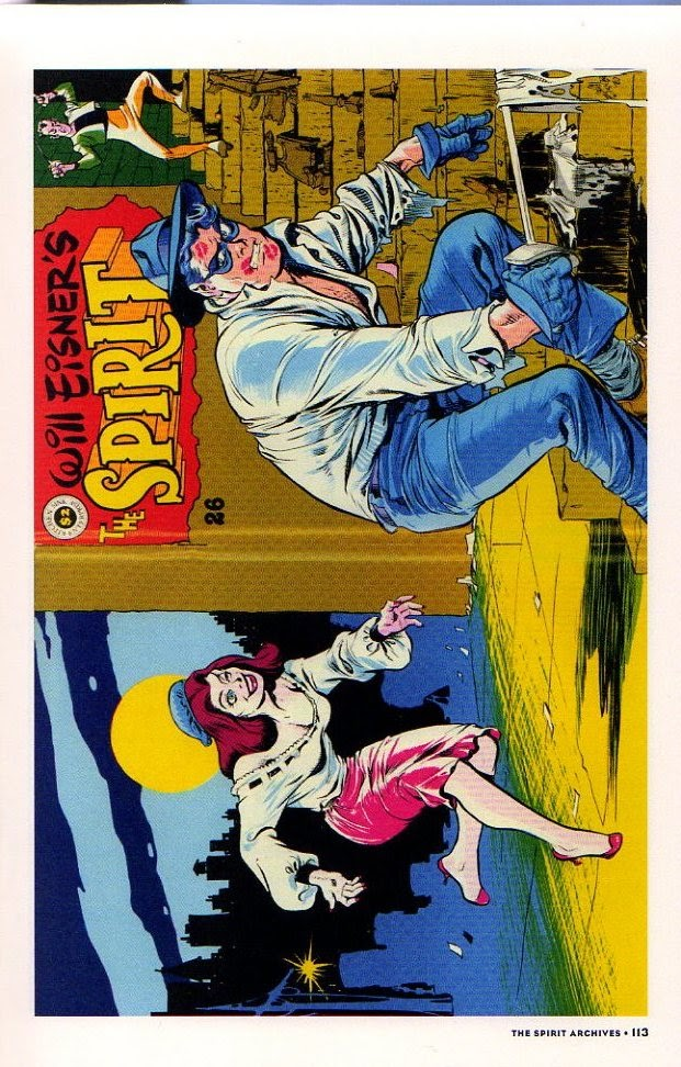 Read online Will Eisner's The Spirit Archives comic -  Issue # TPB 26 (Part 2) - 20