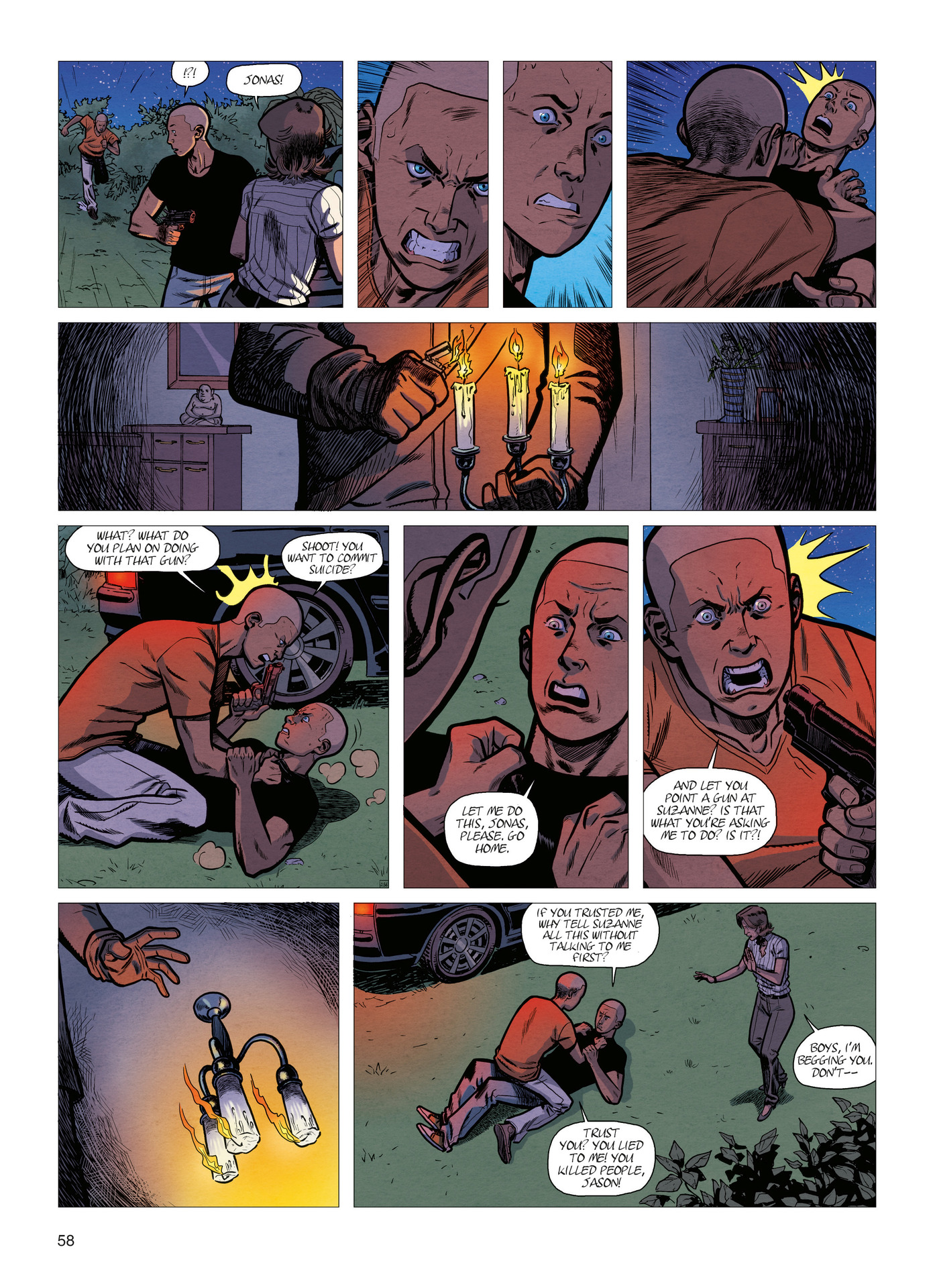 Read online Alter Ego comic -  Issue #4 - 60