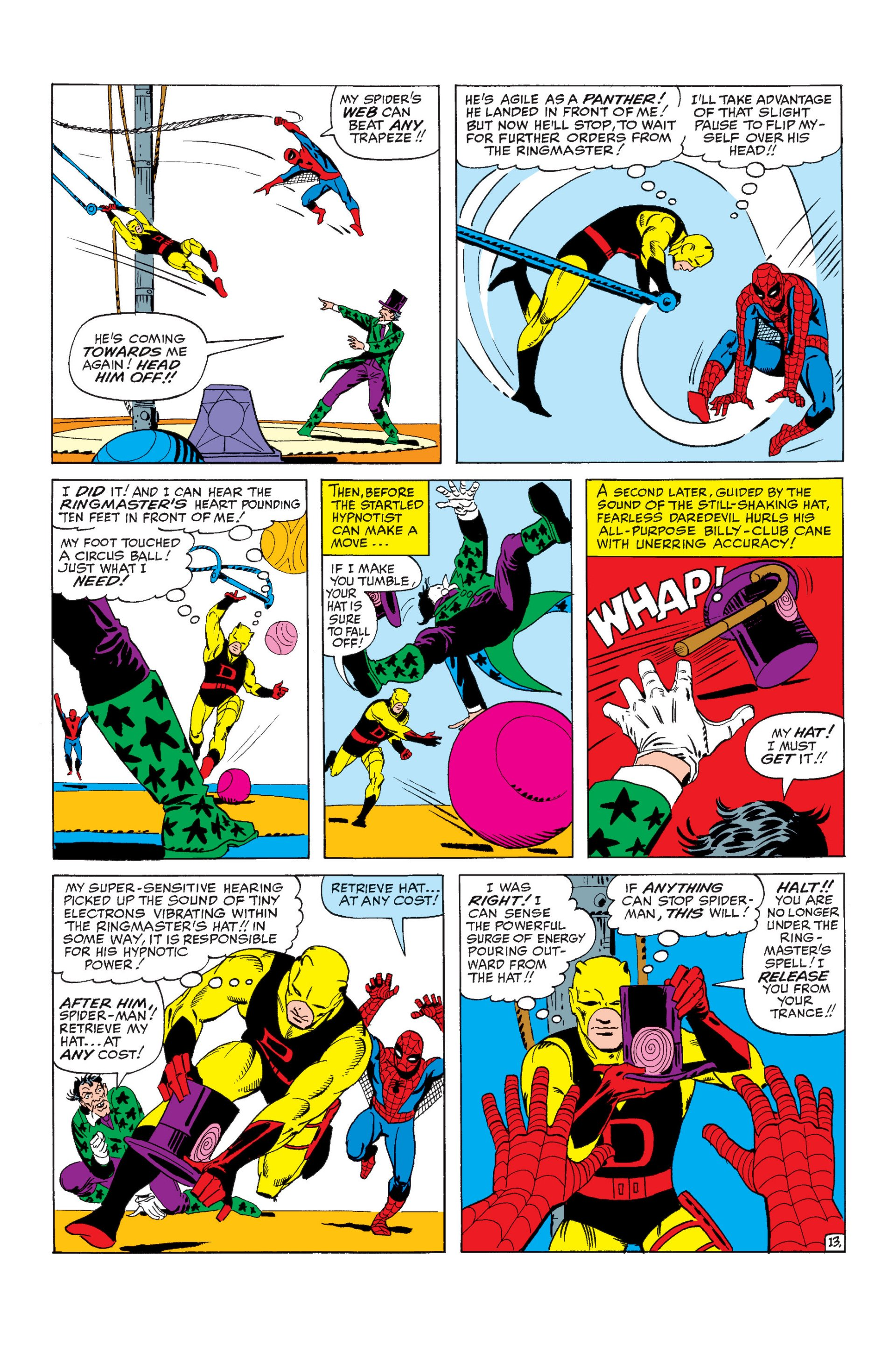 The Amazing Spider-Man (1963) 16 Page 13