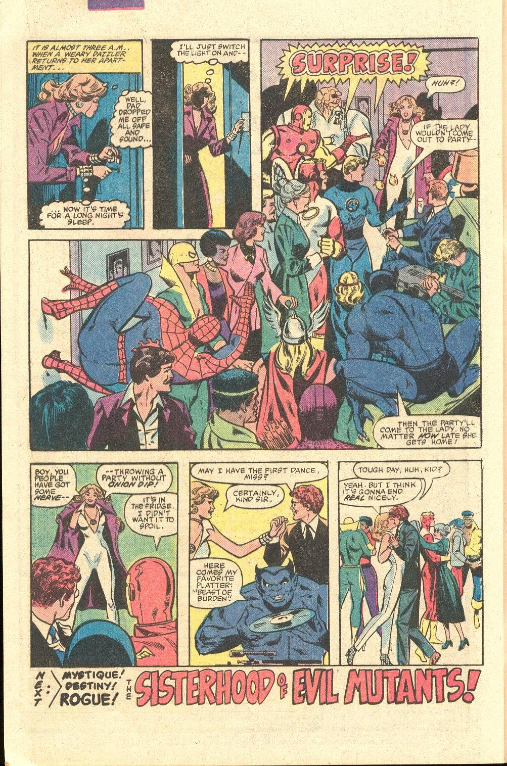 Dazzler (1981) 21 Page 39