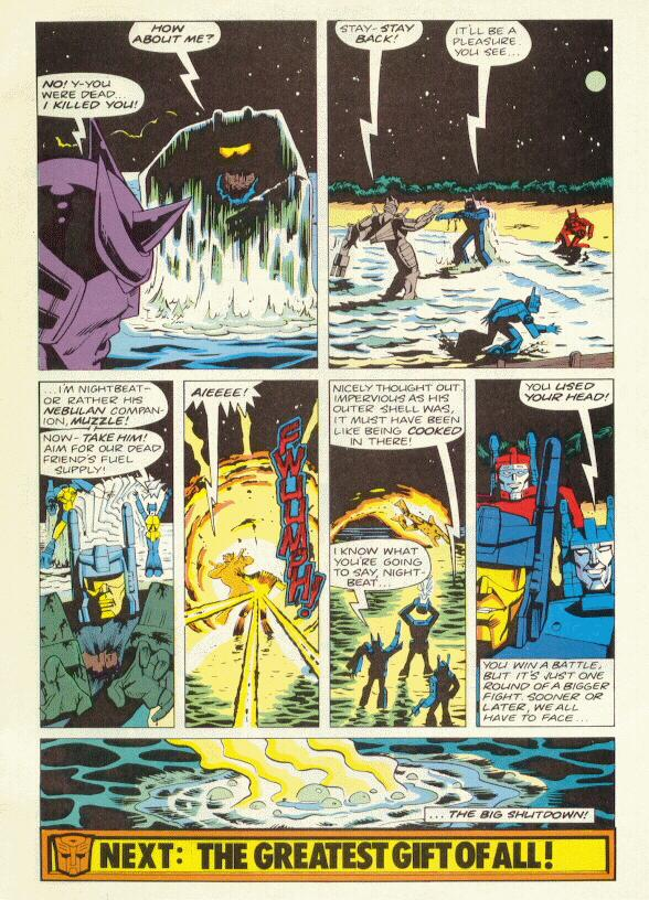 The Transformers (UK) 331 Page 16