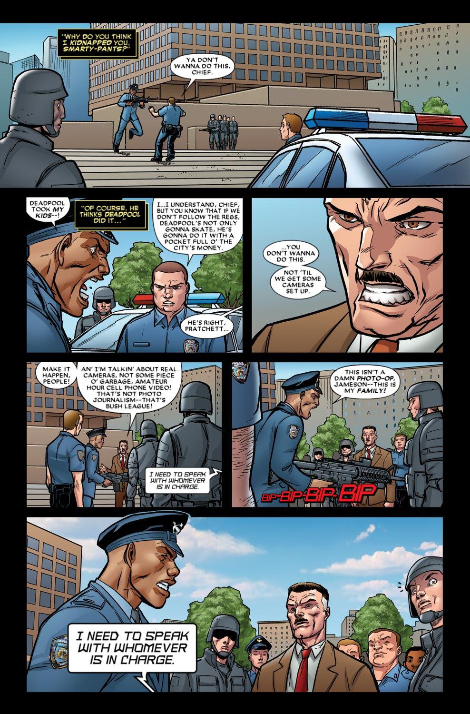 Read online Deadpool (2008) comic -  Issue #48 - 6