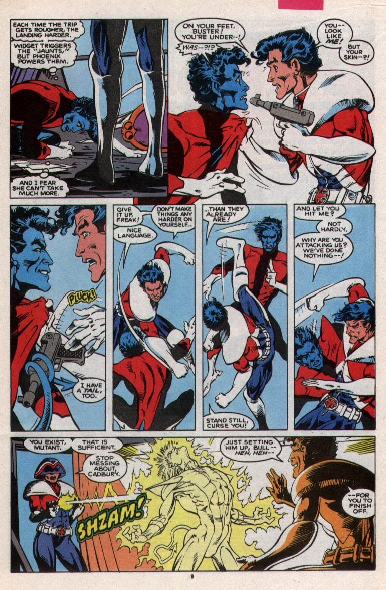 Excalibur (1988) issue 23 - Page 8