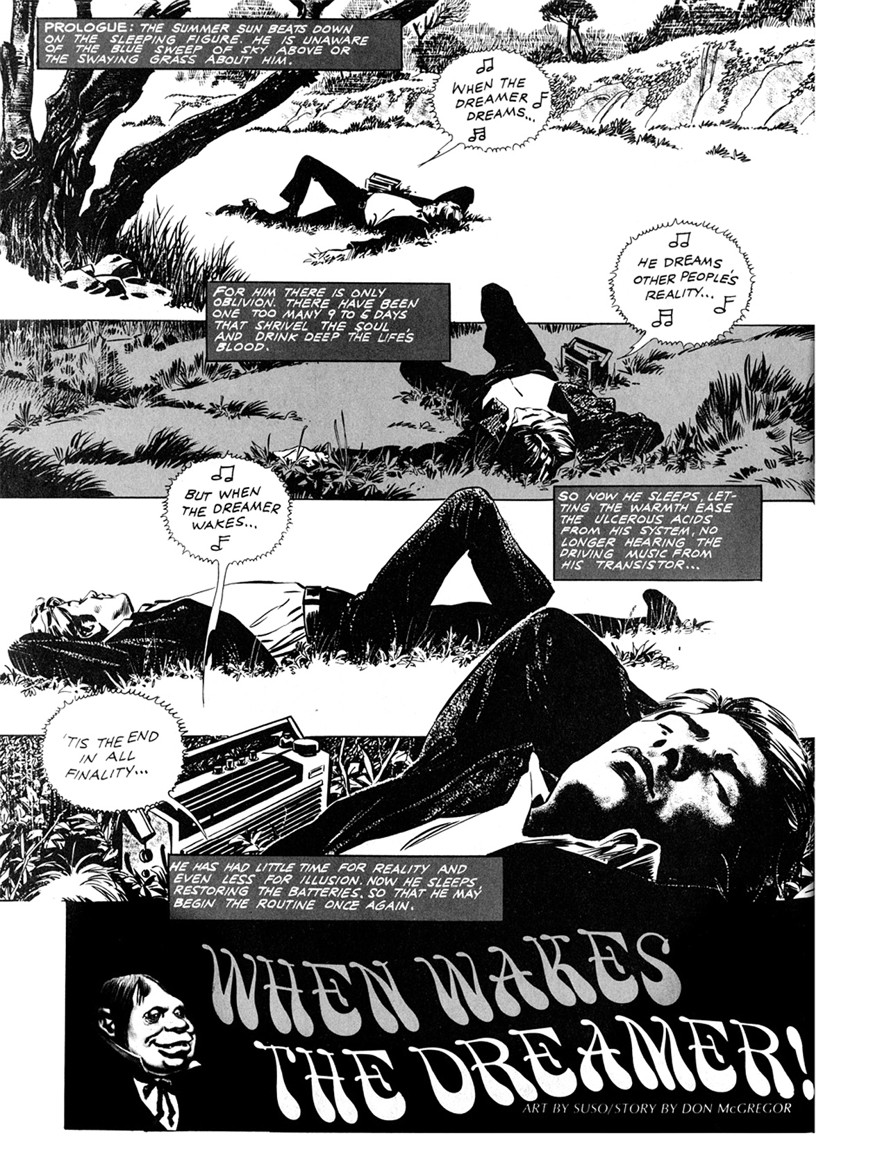 Read online Eerie Archives comic -  Issue # TPB 9 - 167