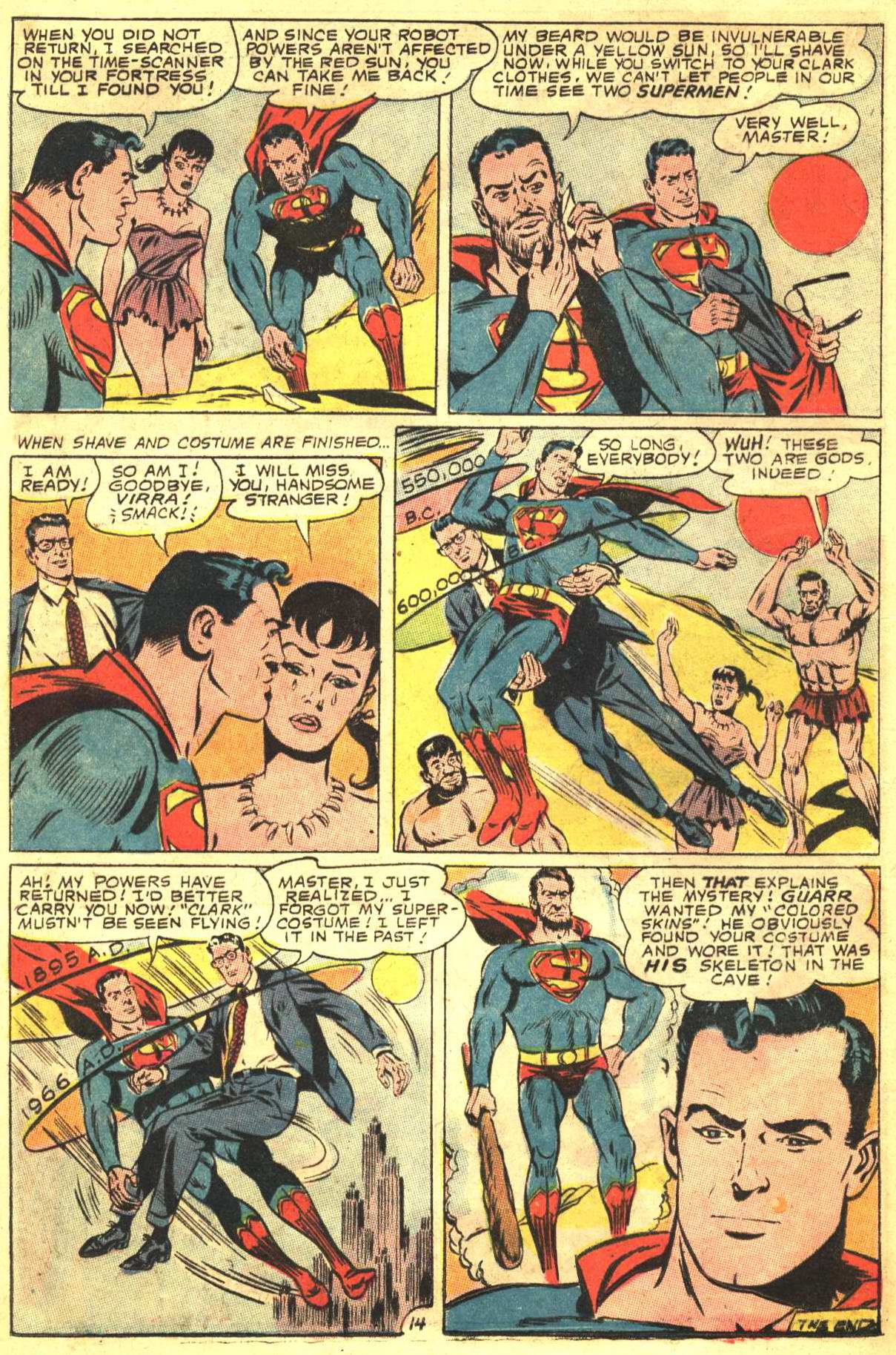 Read online Action Comics (1938) comic -  Issue #350 - 18