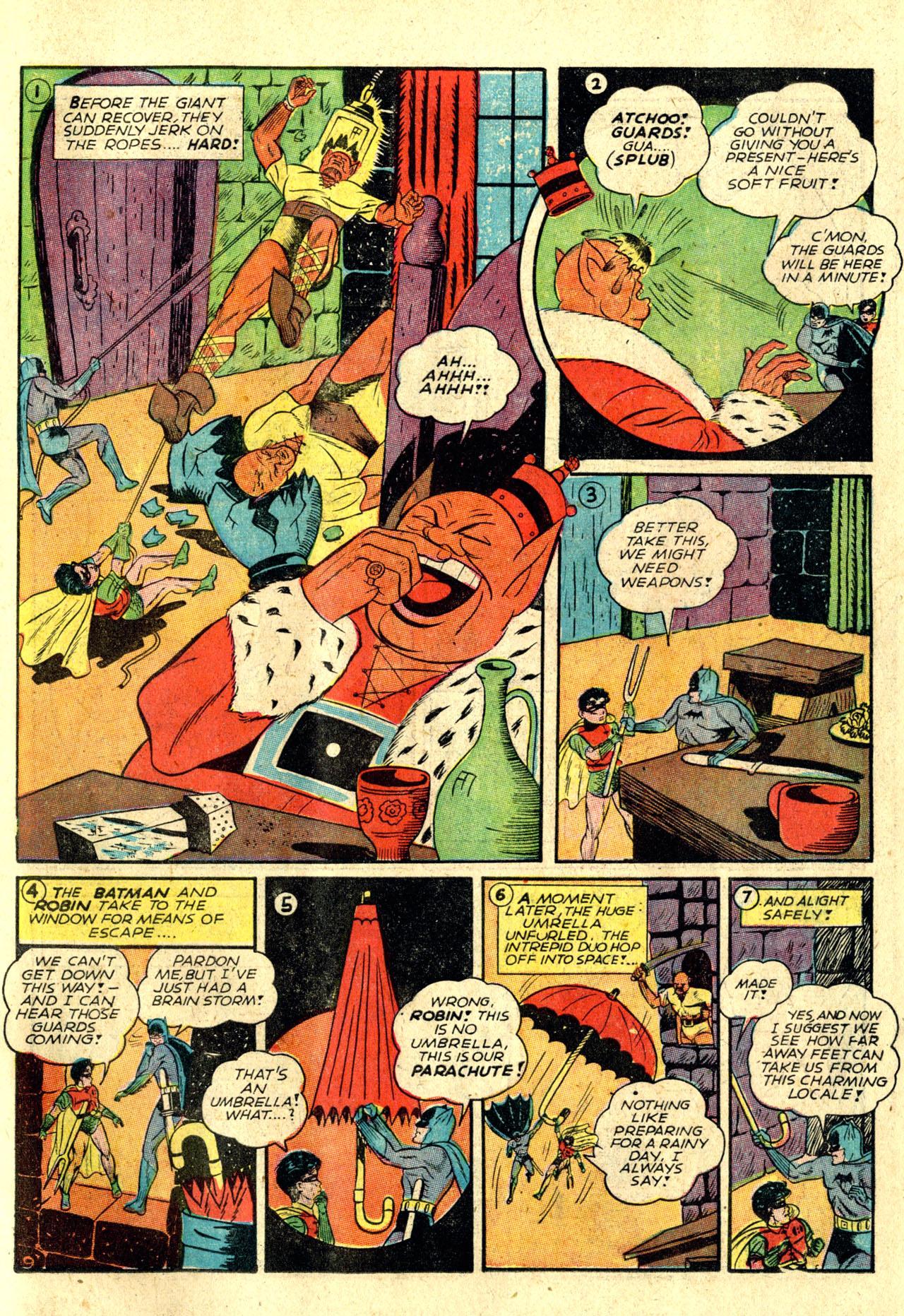 Read online Detective Comics (1937) comic -  Issue #44 - 11