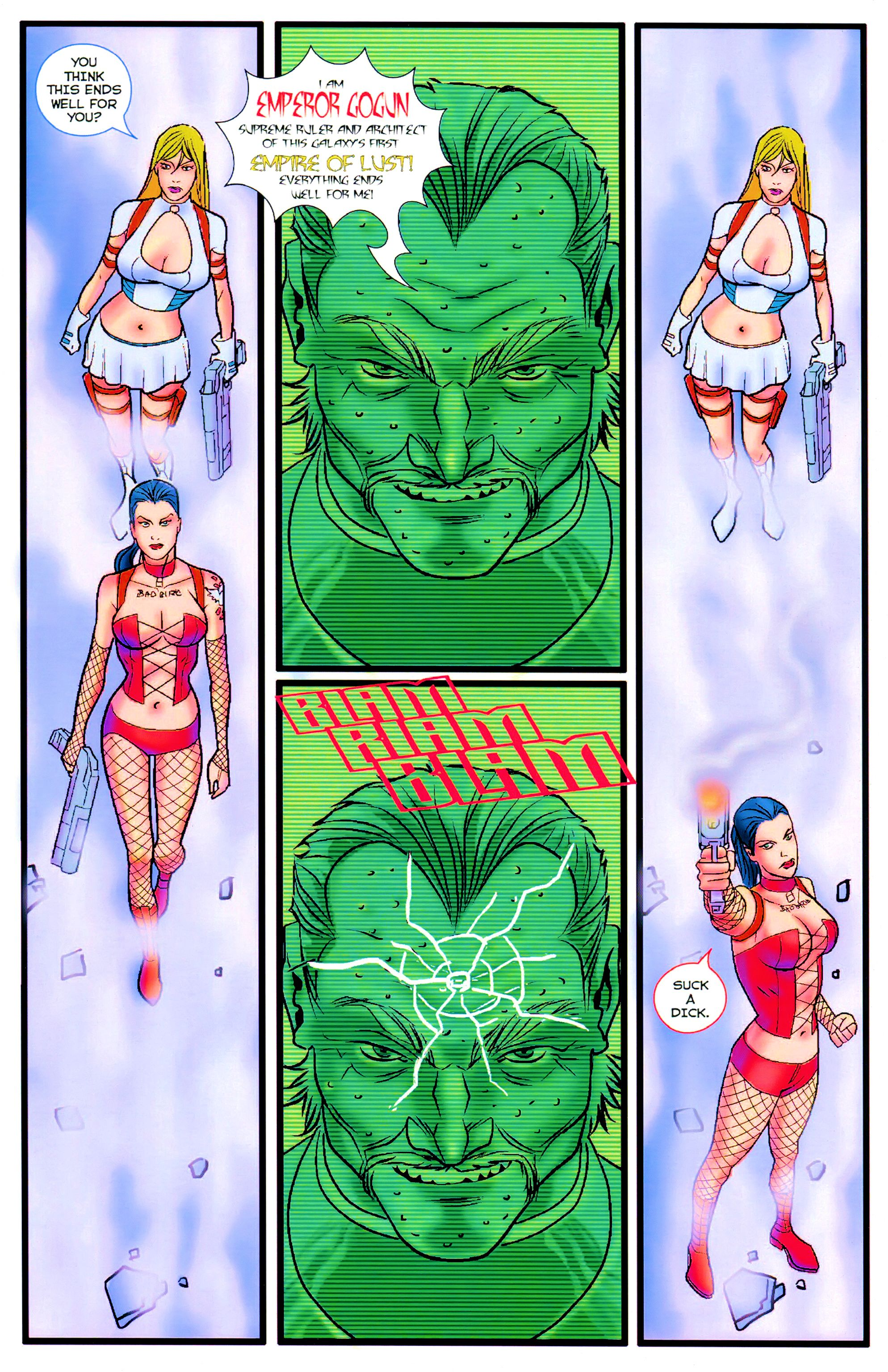 Read online Notti & Nyce comic -  Issue #3 - 5