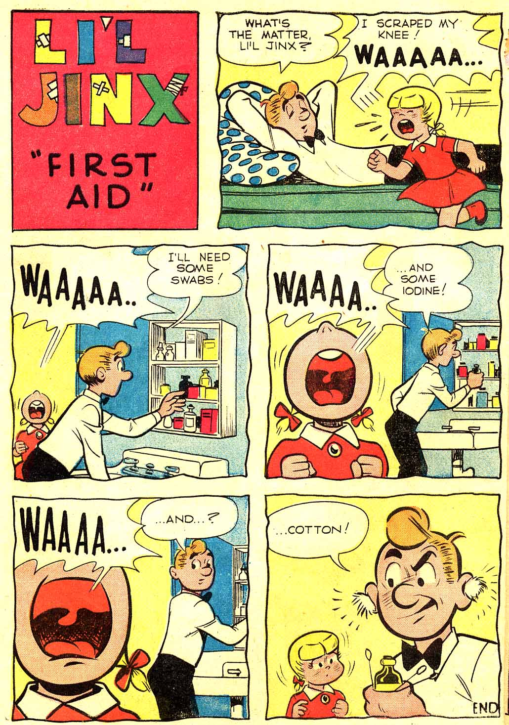 Read online Archie (1960) comic -  Issue #115 - 10