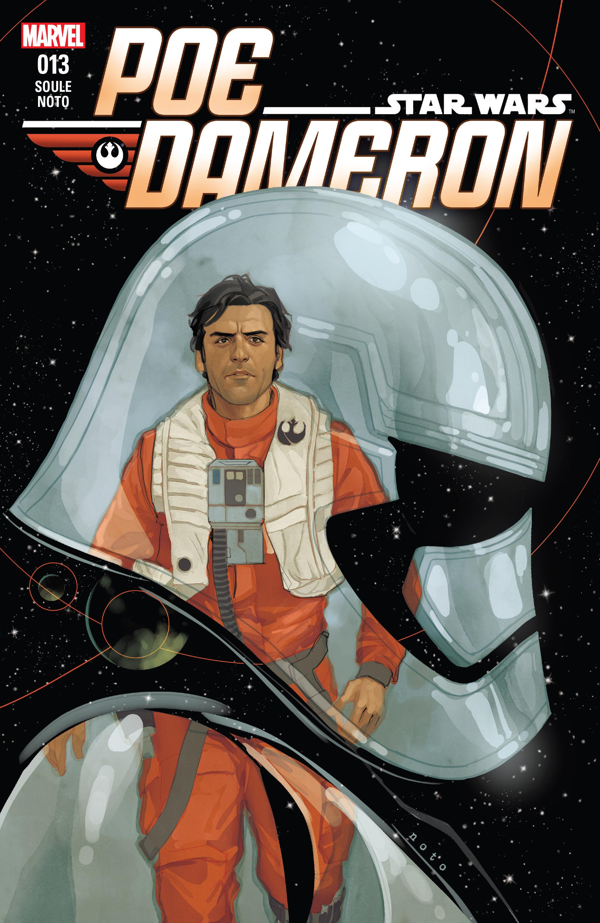 Read online Star Wars: Poe Dameron comic -  Issue #13 - 1