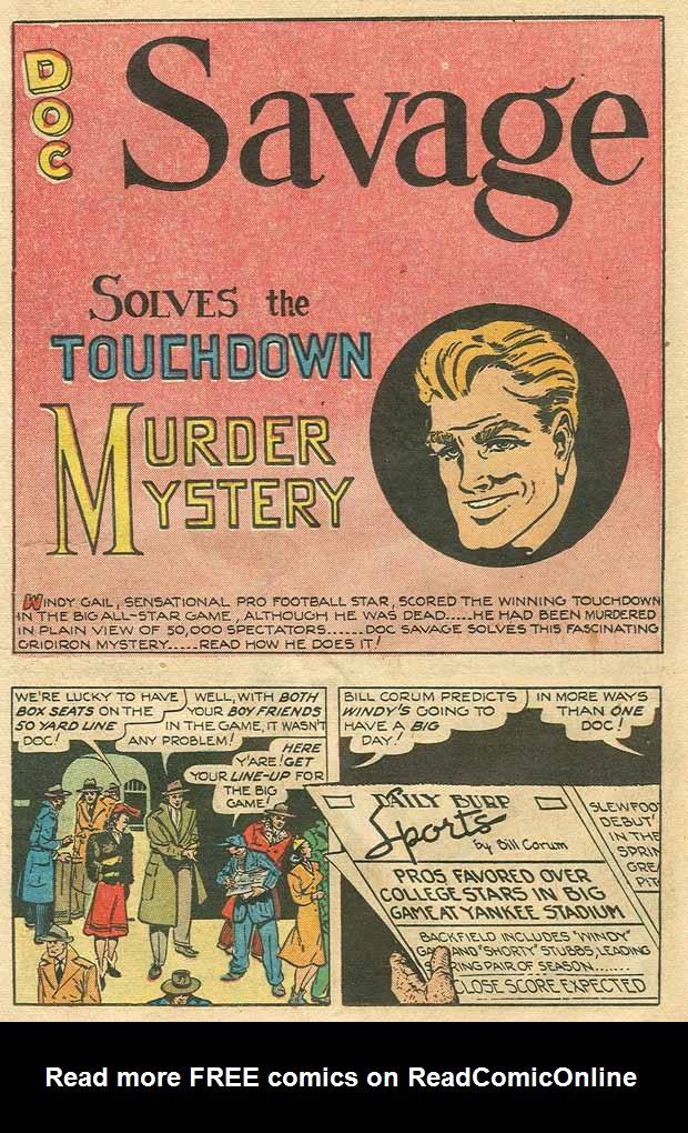 Read online Shadow Comics comic -  Issue #79 - 16