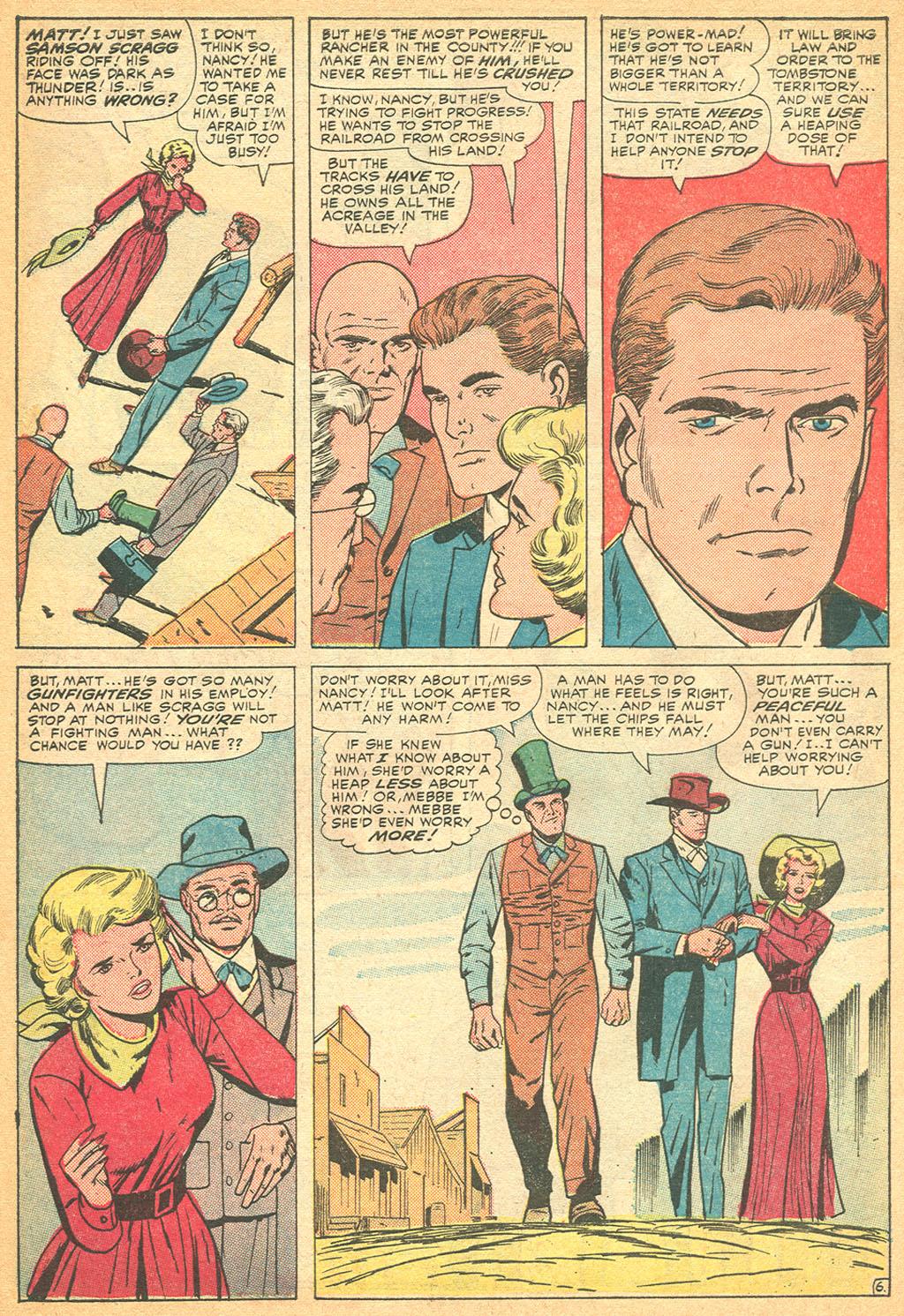 Read online Two-Gun Kid comic -  Issue #76 - 10