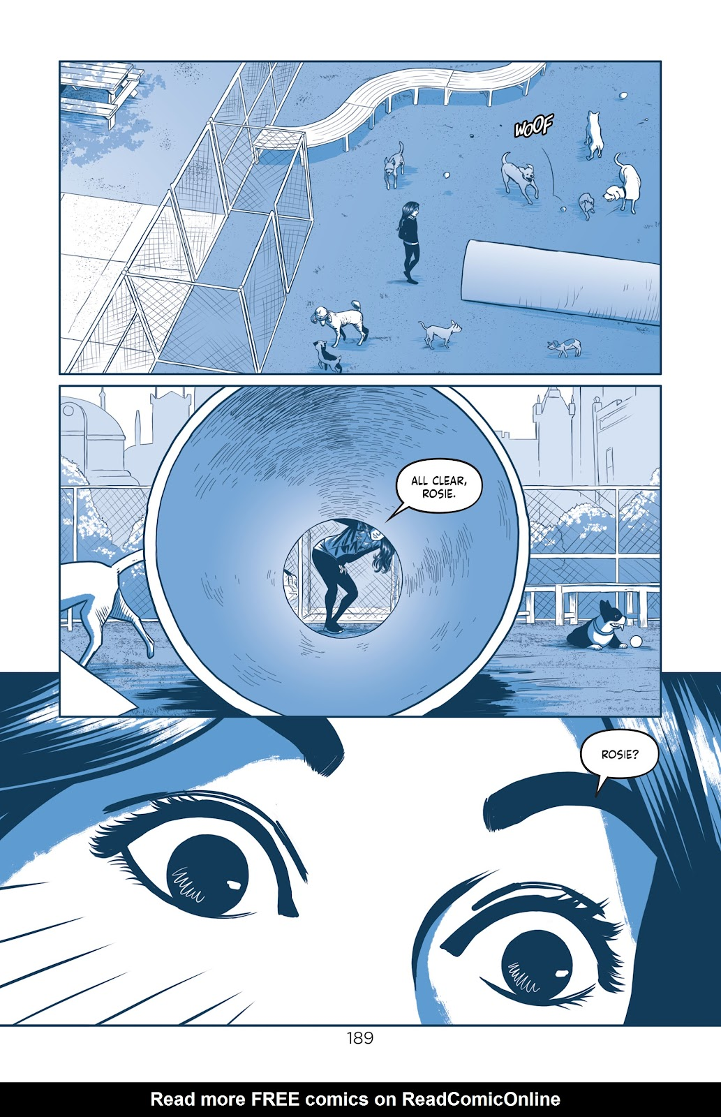 Read online Under the Moon: A Catwoman Tale comic -  Issue # TPB (Part 2) - 89