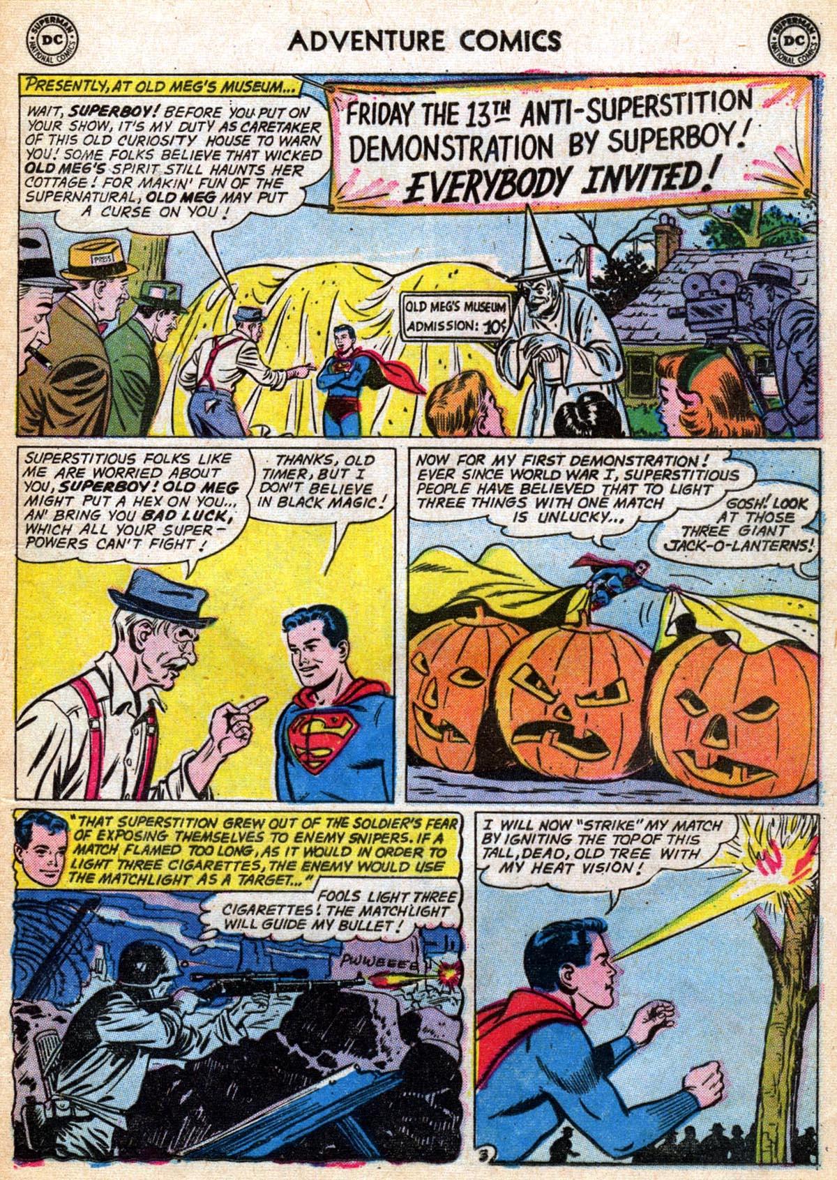 Read online Adventure Comics (1938) comic -  Issue #286 - 5