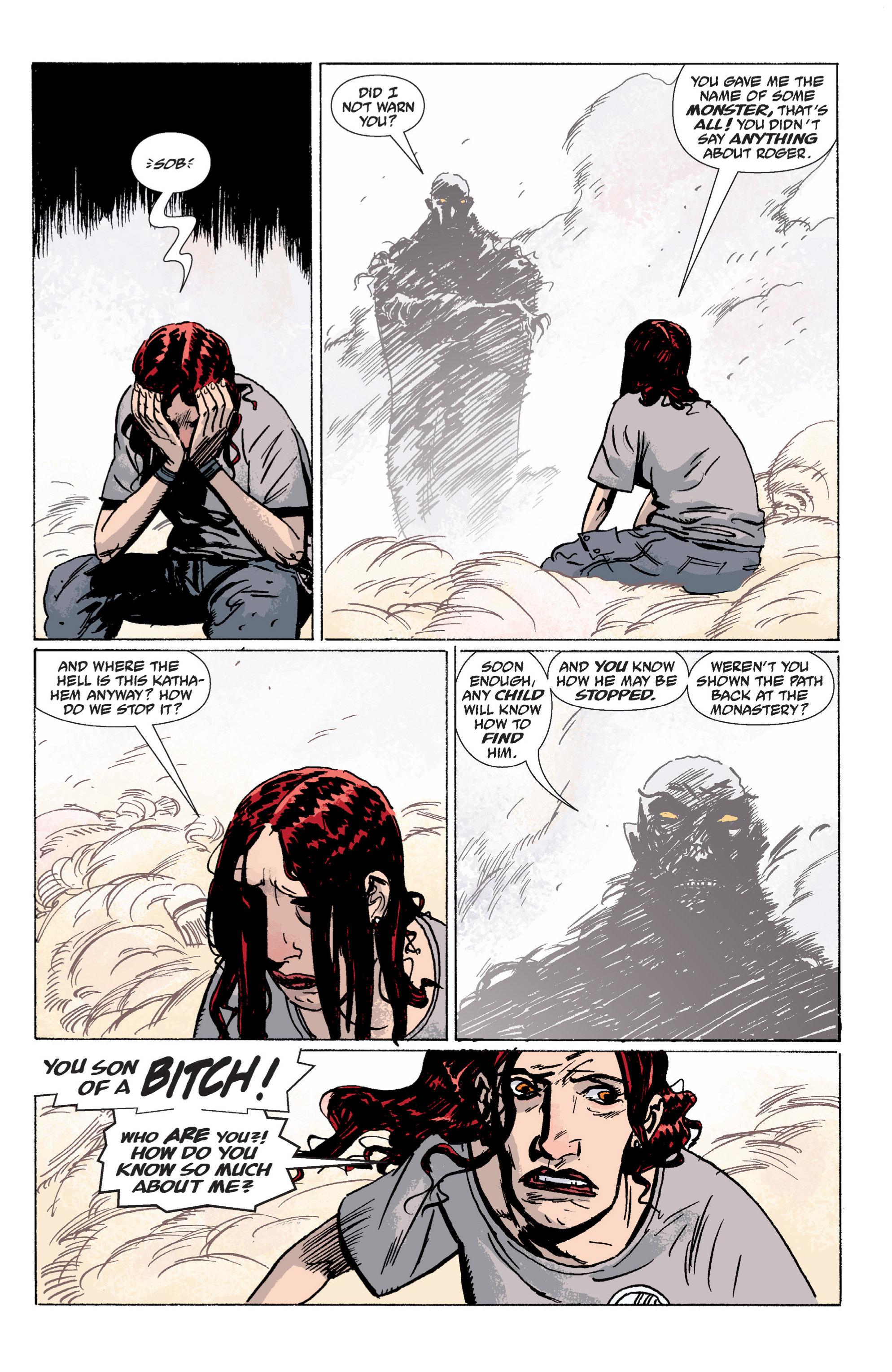 Read online B.P.R.D. (2003) comic -  Issue # TPB 5 - 94