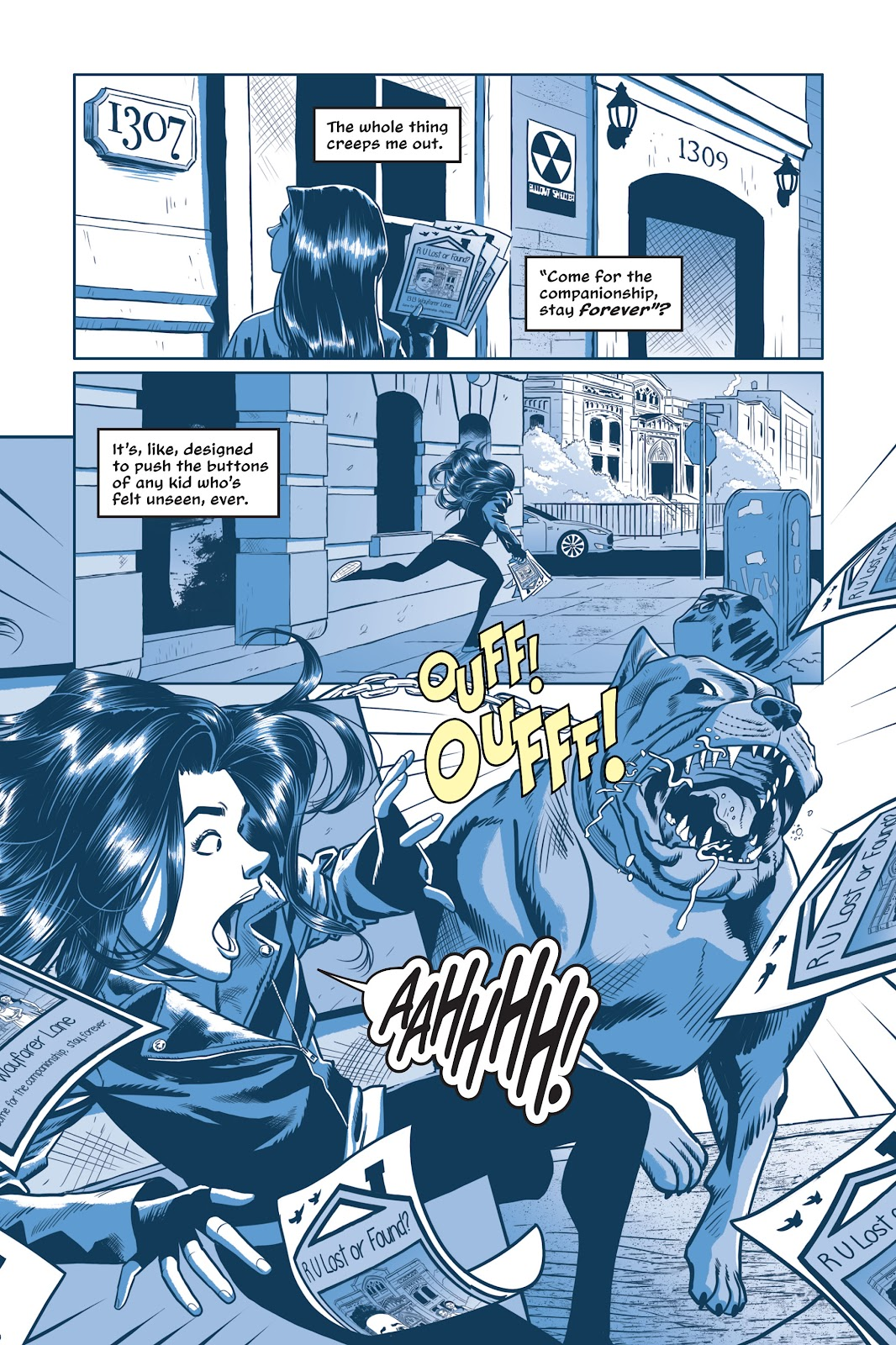 Read online Under the Moon: A Catwoman Tale comic -  Issue # TPB (Part 2) - 78