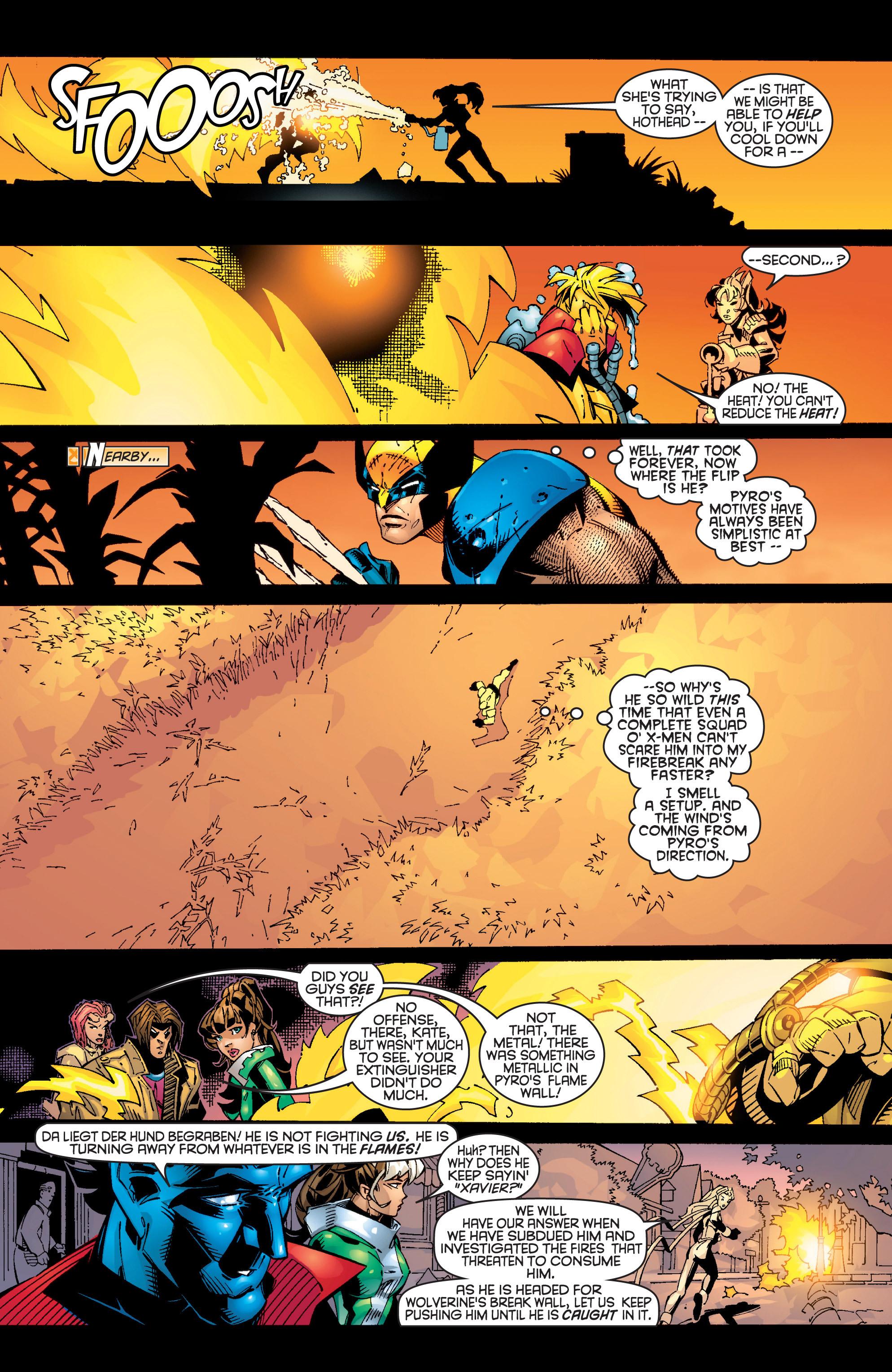 Read online Uncanny X-Men (1963) comic -  Issue #362 - 17