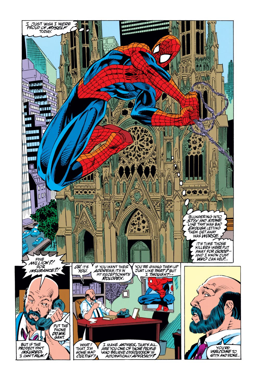 The Amazing Spider-Man (1963) 376 Page 17