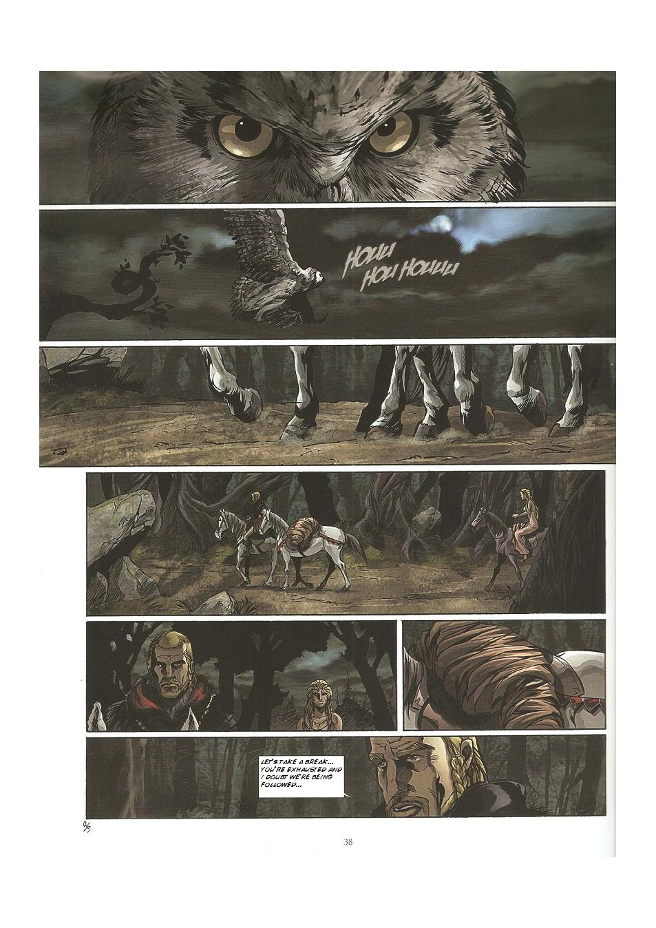 Read online Assassin's Creed (2009) comic -  Issue #3 - 38