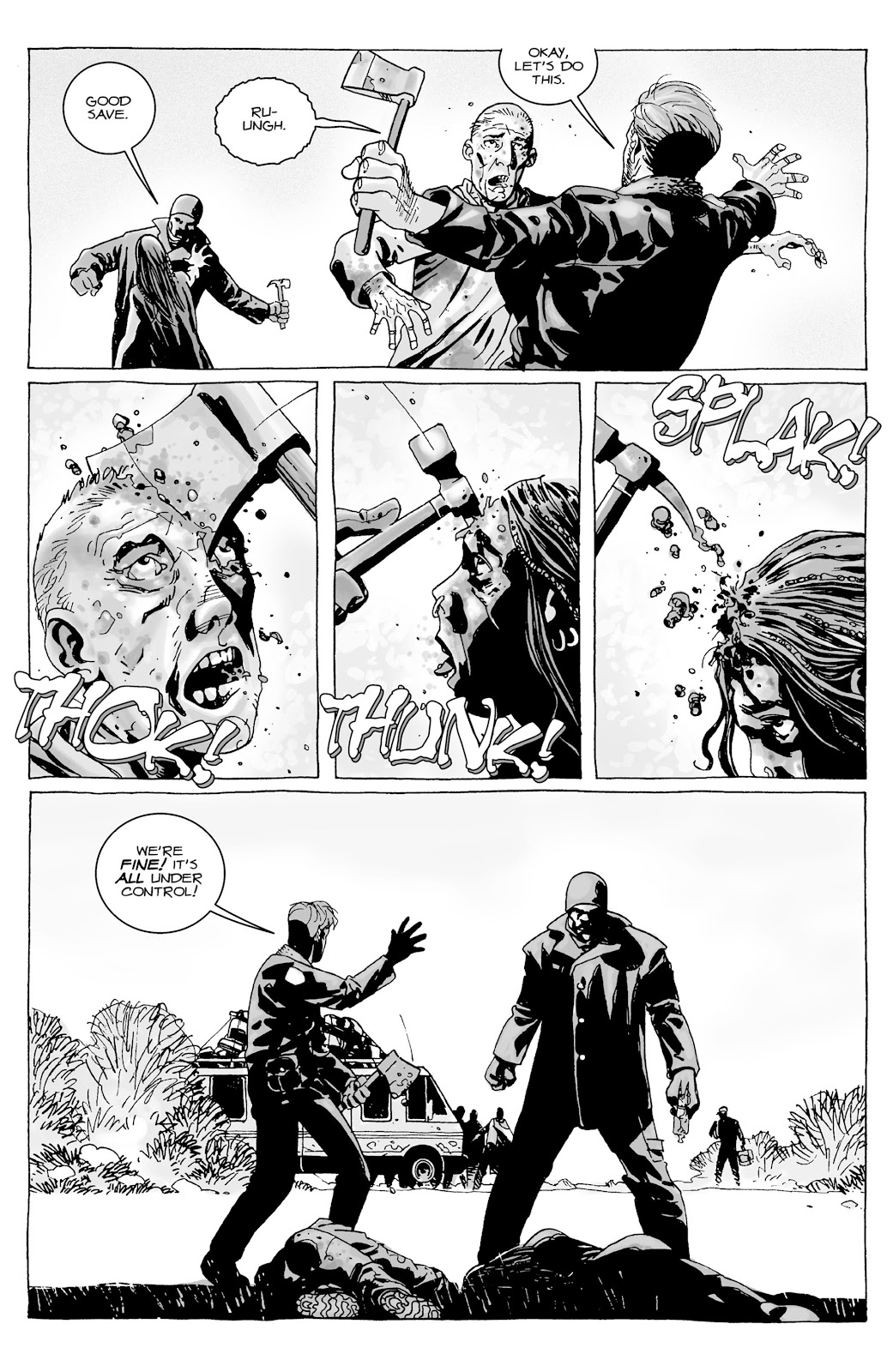 The Walking Dead issue Special - Tyreese Special - Page 25