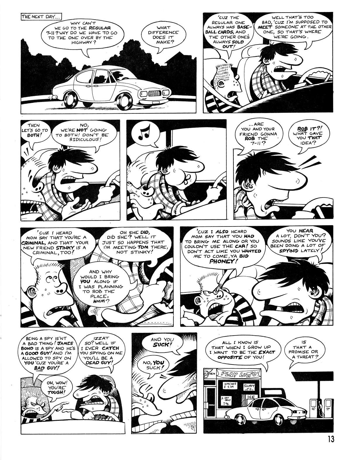 Read online Neat Stuff comic -  Issue #15 - 14