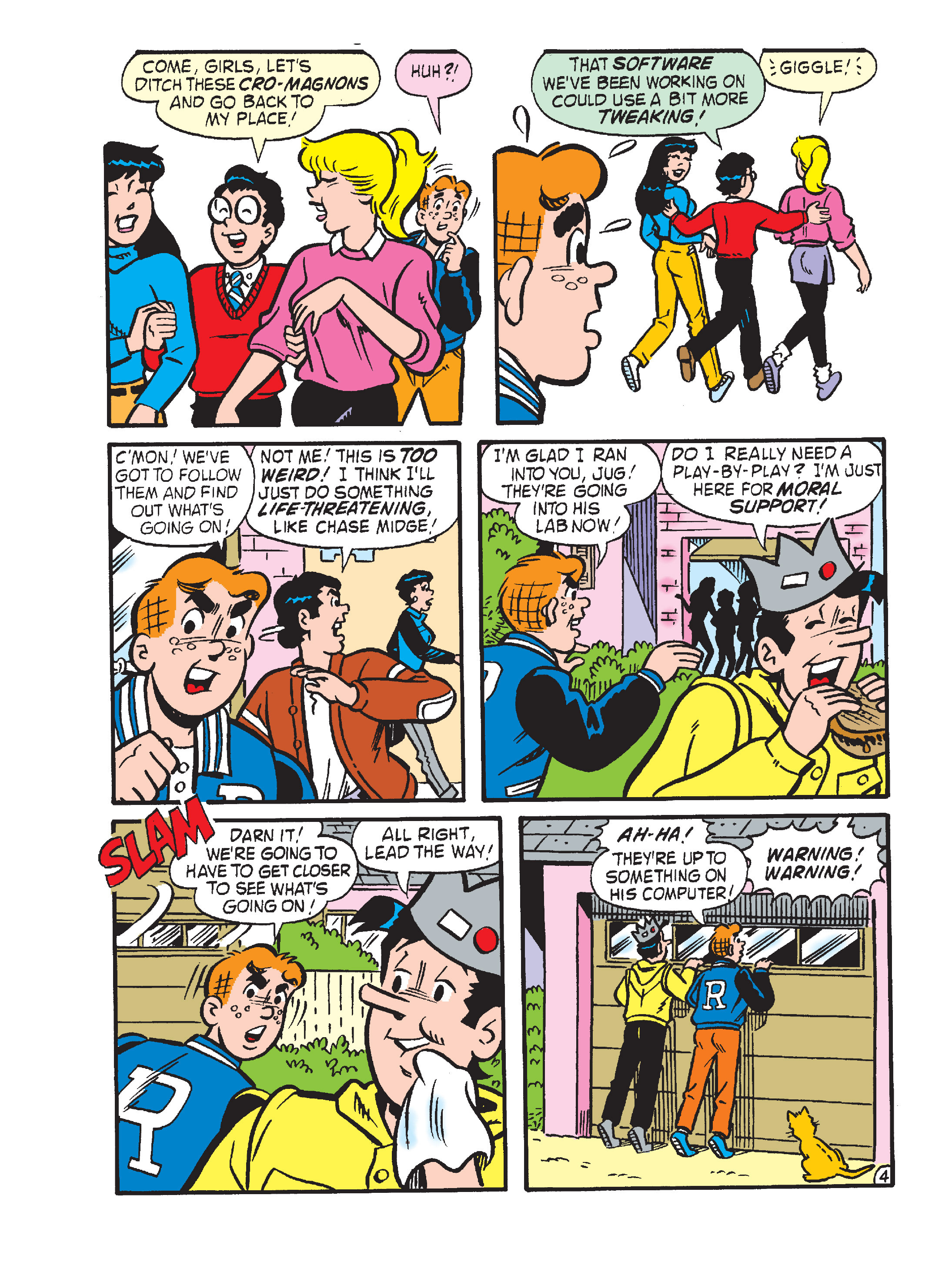 Read online Archie 75th Anniversary Digest comic -  Issue #3 - 170