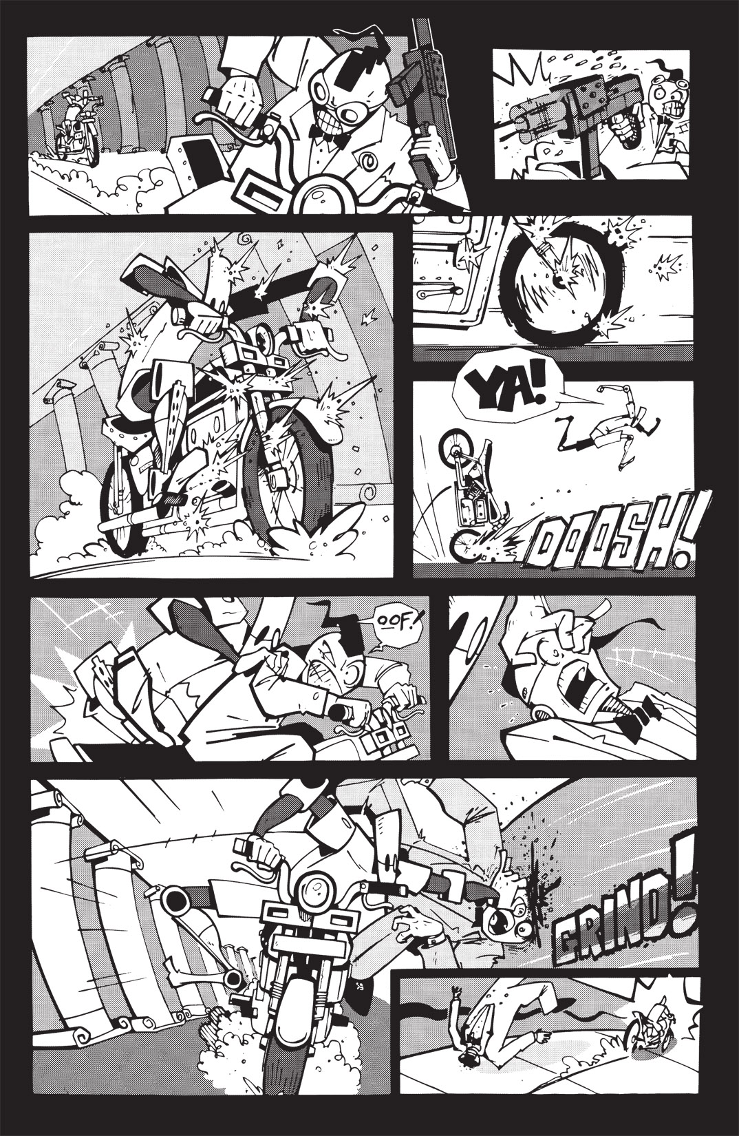 Read online Scud: The Disposable Assassin: The Whole Shebang comic -  Issue # TPB (Part 3) - 94