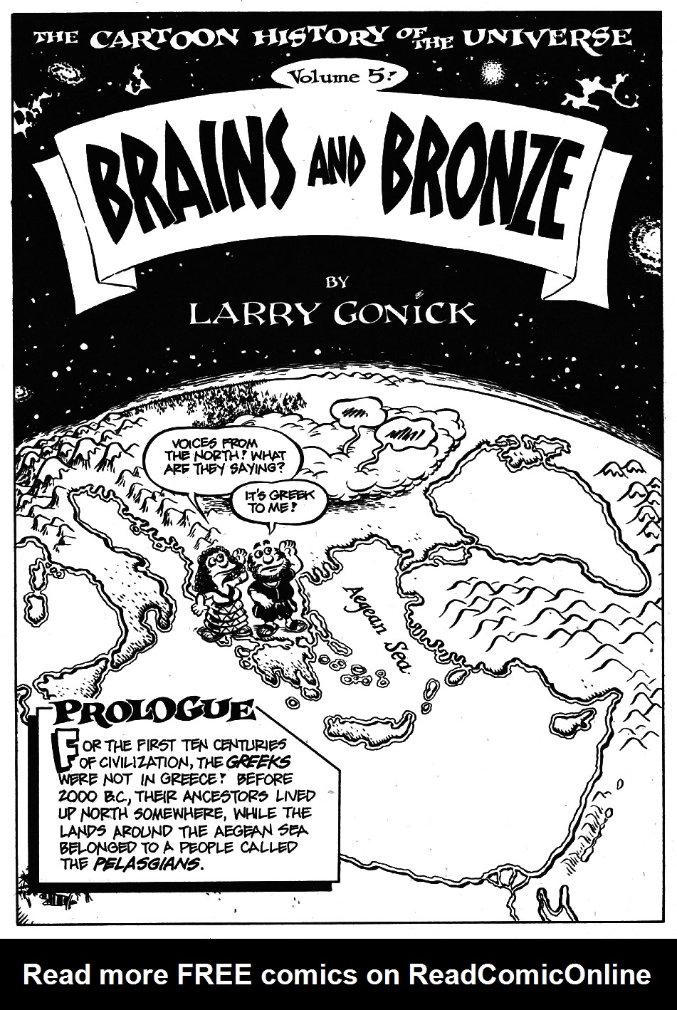 Read online The Cartoon History of the Universe comic -  Issue #5 - 3