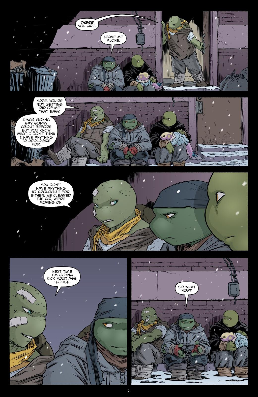 Read online Teenage Mutant Ninja Turtles (2011) comic -  Issue #104 - 9