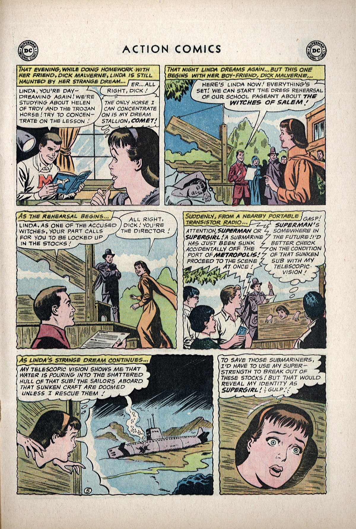 Read online Action Comics (1938) comic -  Issue #292 - 25