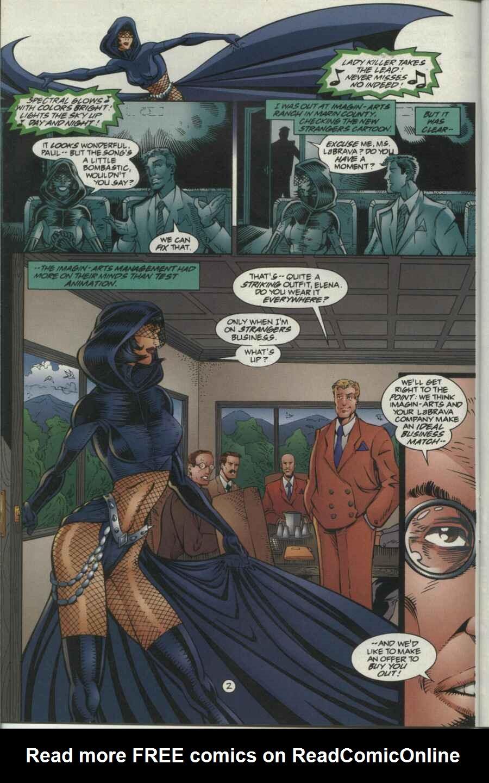 Read online Ultraverse Premiere comic -  Issue #4 - 16
