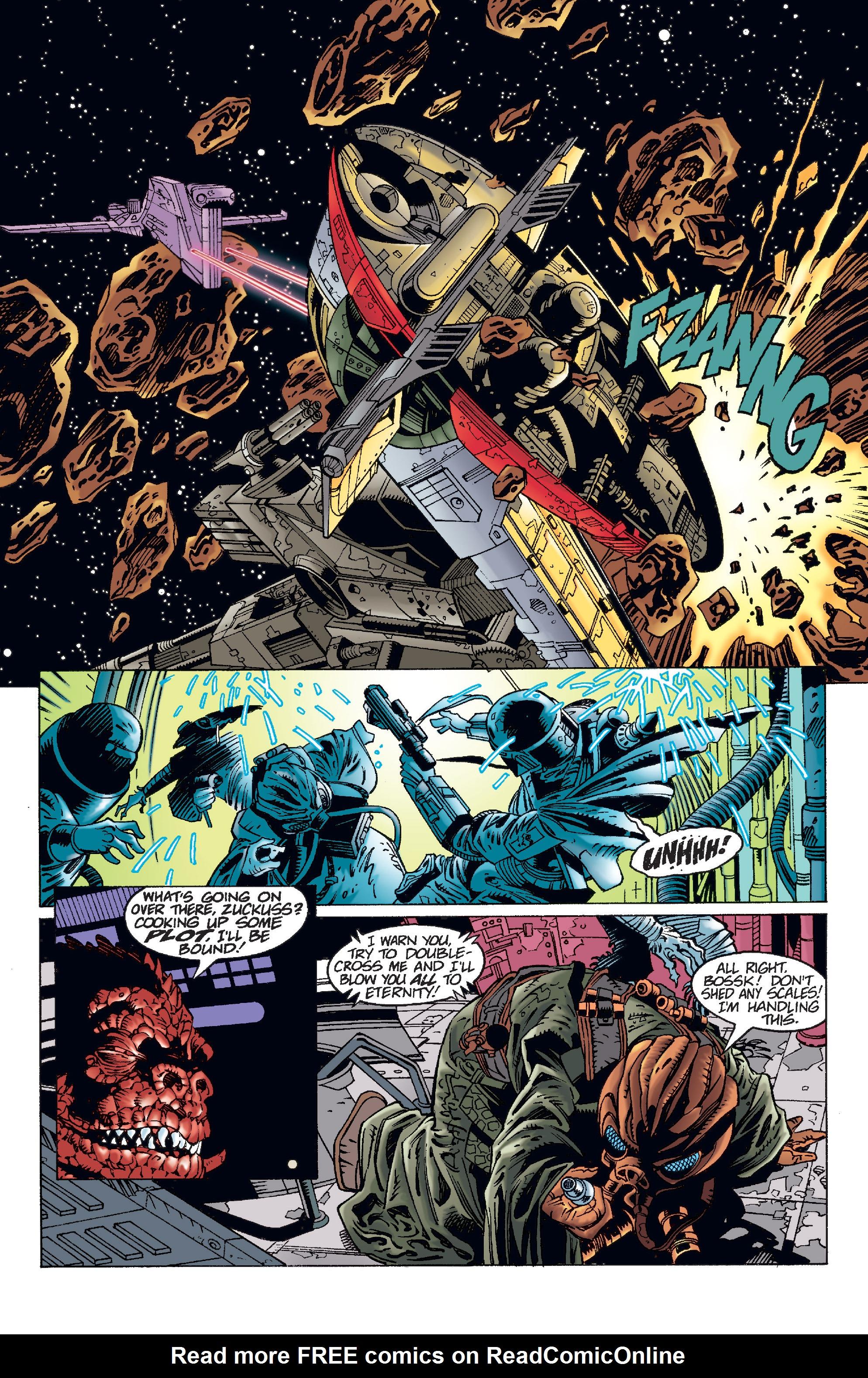Read online Star Wars Omnibus comic -  Issue # Vol. 11 - 82