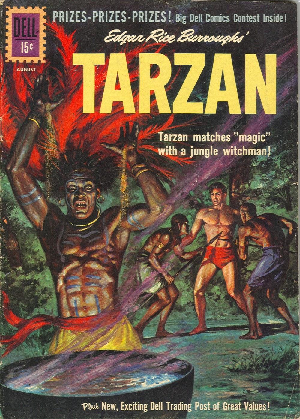 Tarzan (1948) issue 125 - Page 1