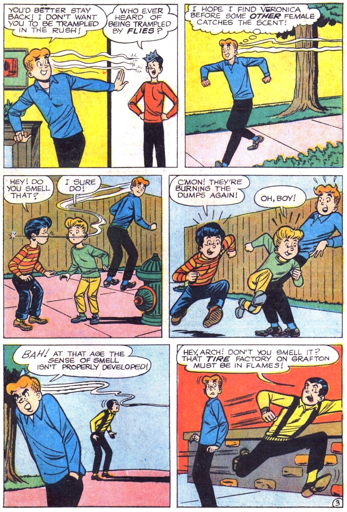 Read online Archie (1960) comic -  Issue #161 - 15