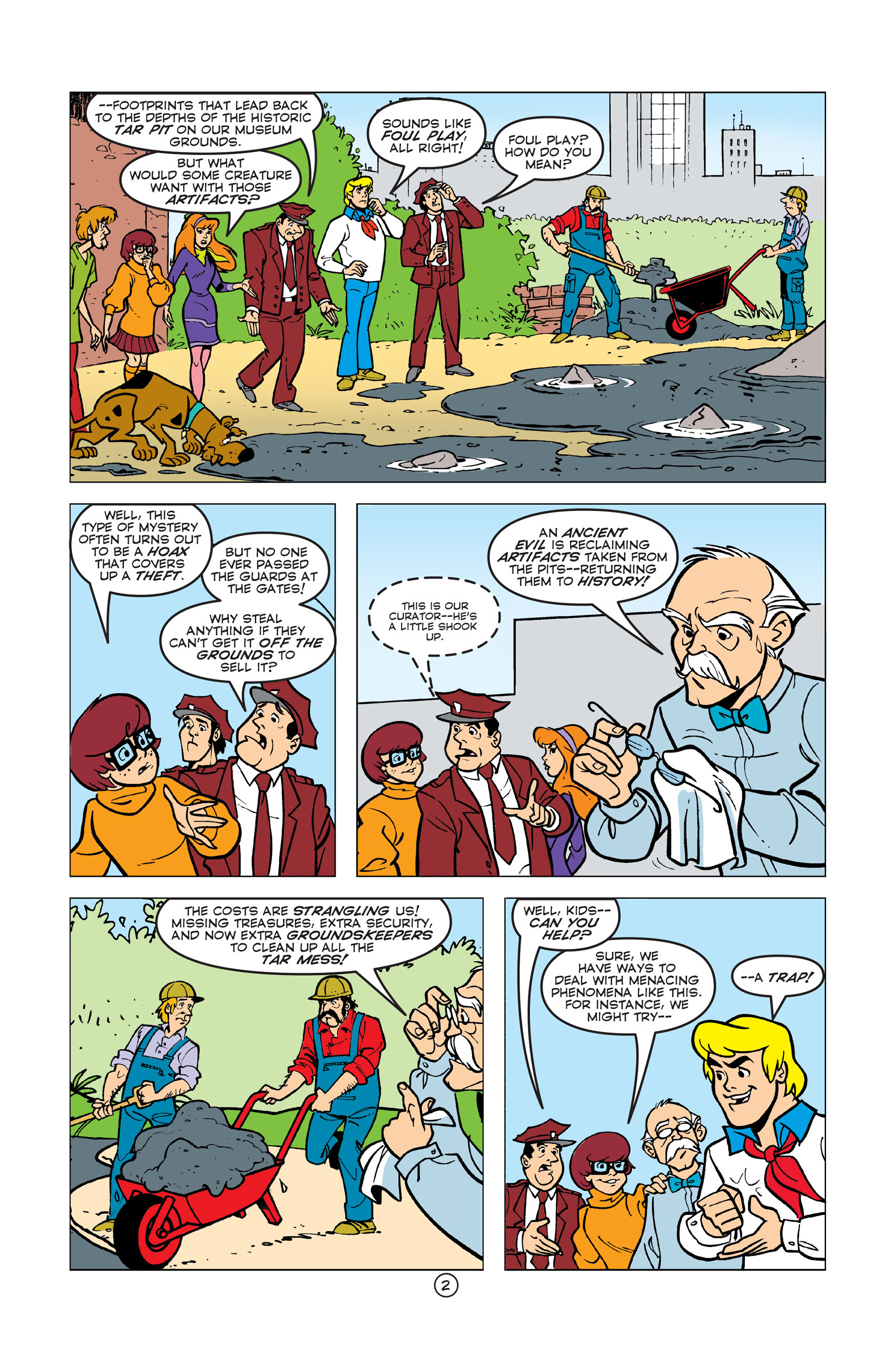 Read online Scooby-Doo (1997) comic -  Issue #49 - 3