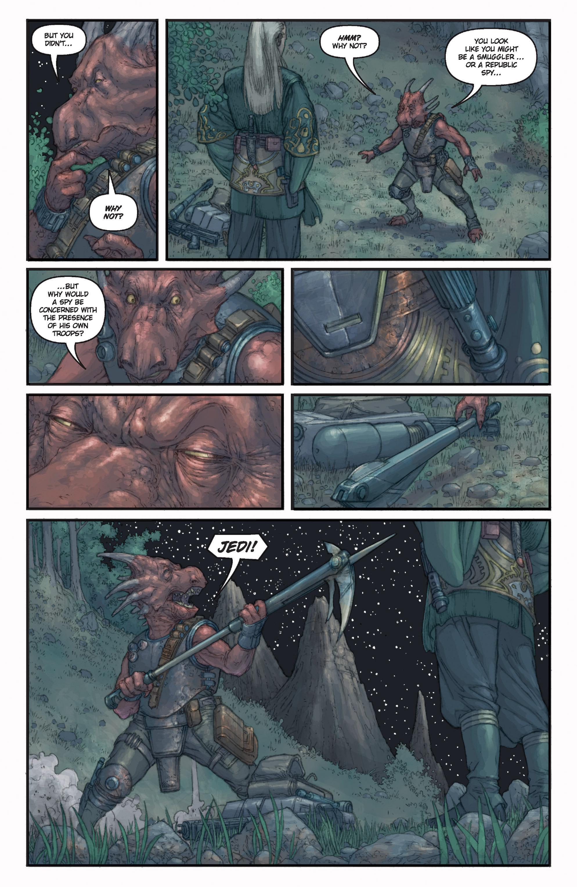 Read online Star Wars Omnibus comic -  Issue # Vol. 31 - 18