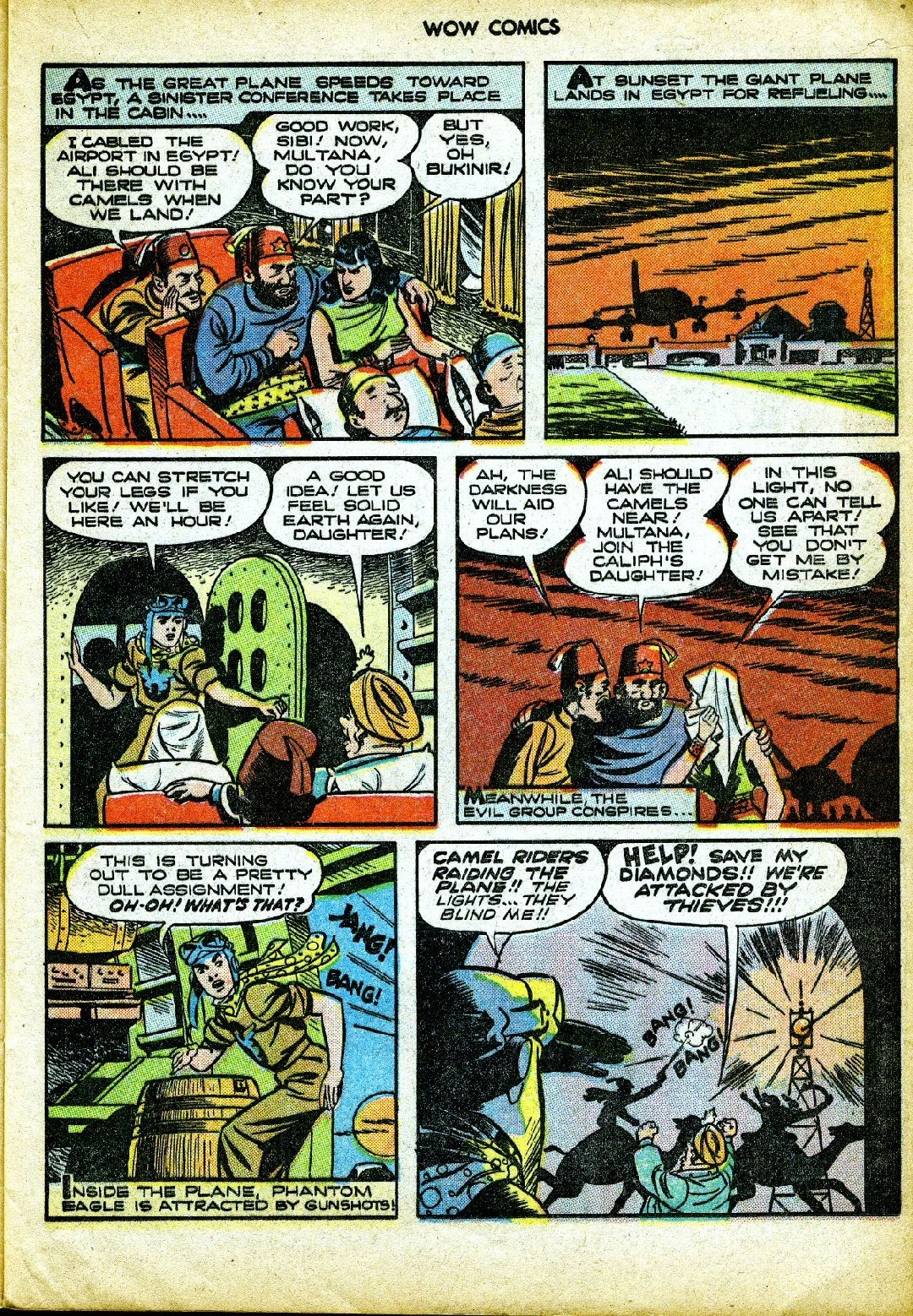 Wow Comics issue 57 - Page 17